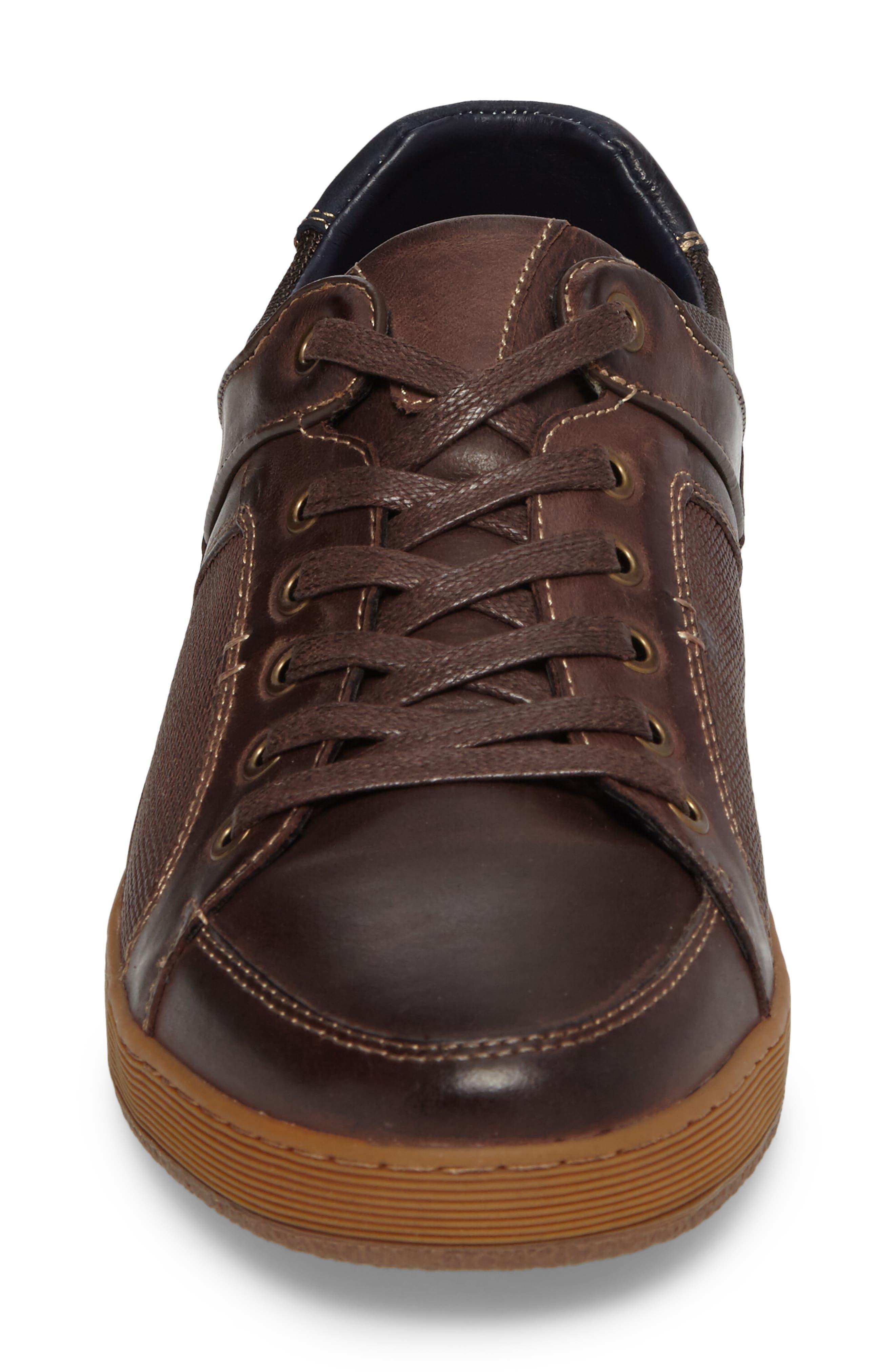 Alternate Image 4  - Steve Madden Palis Sneaker (Men)