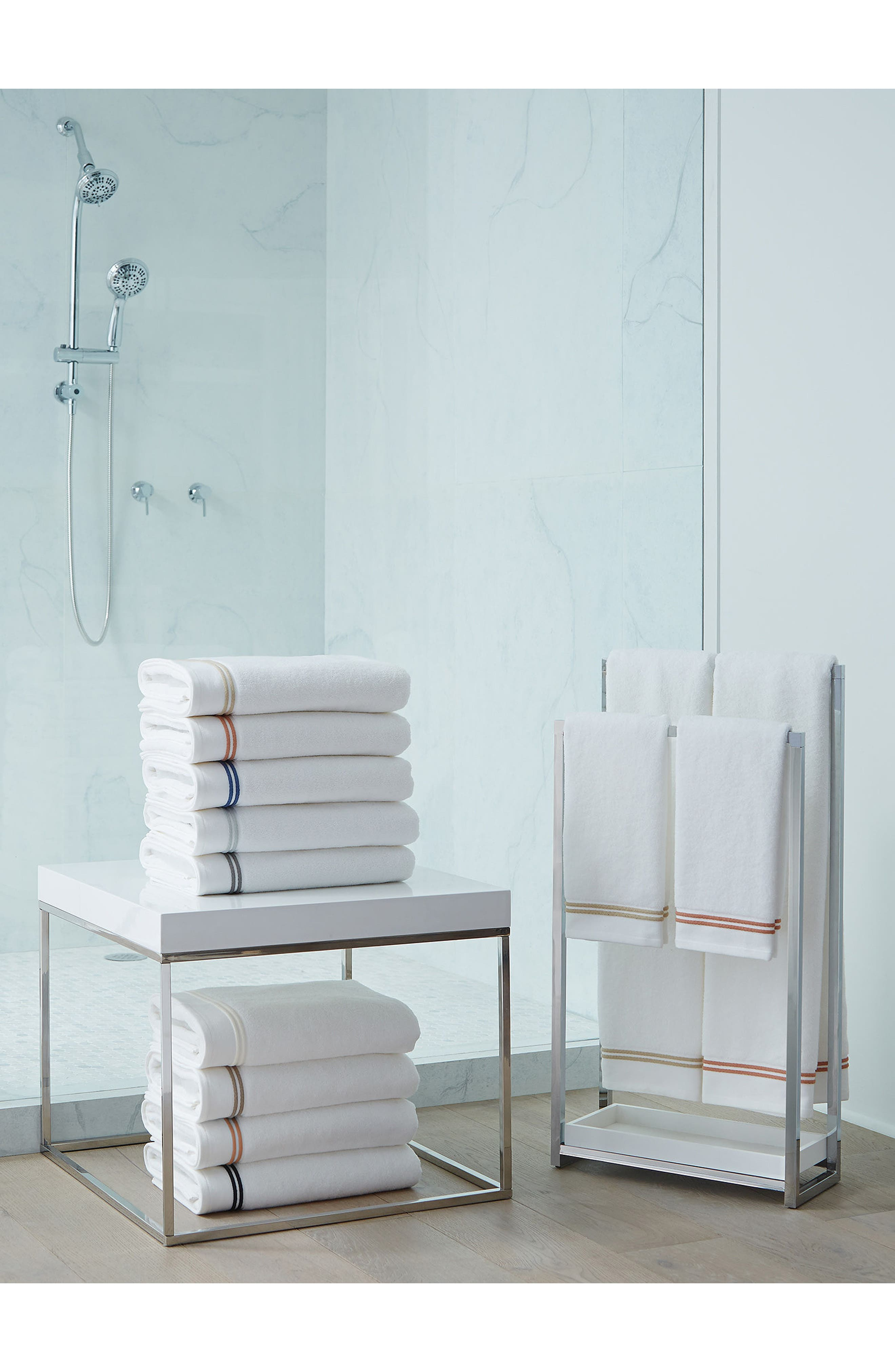 Alternate Image 2  - SFERRA Aura Bath Towel