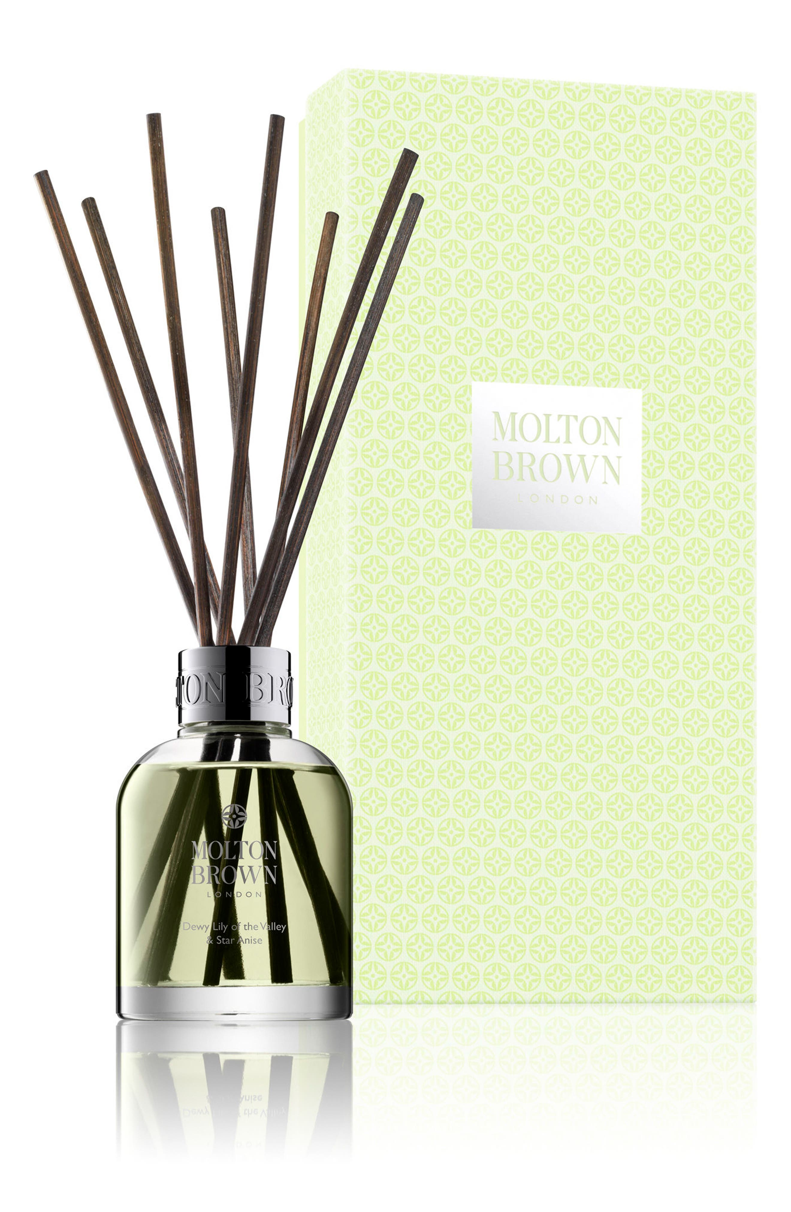 Alternate Image 3  - MOLTON BROWN London 'Dewy Lily of the Valley & Star Anise' Aroma Reeds
