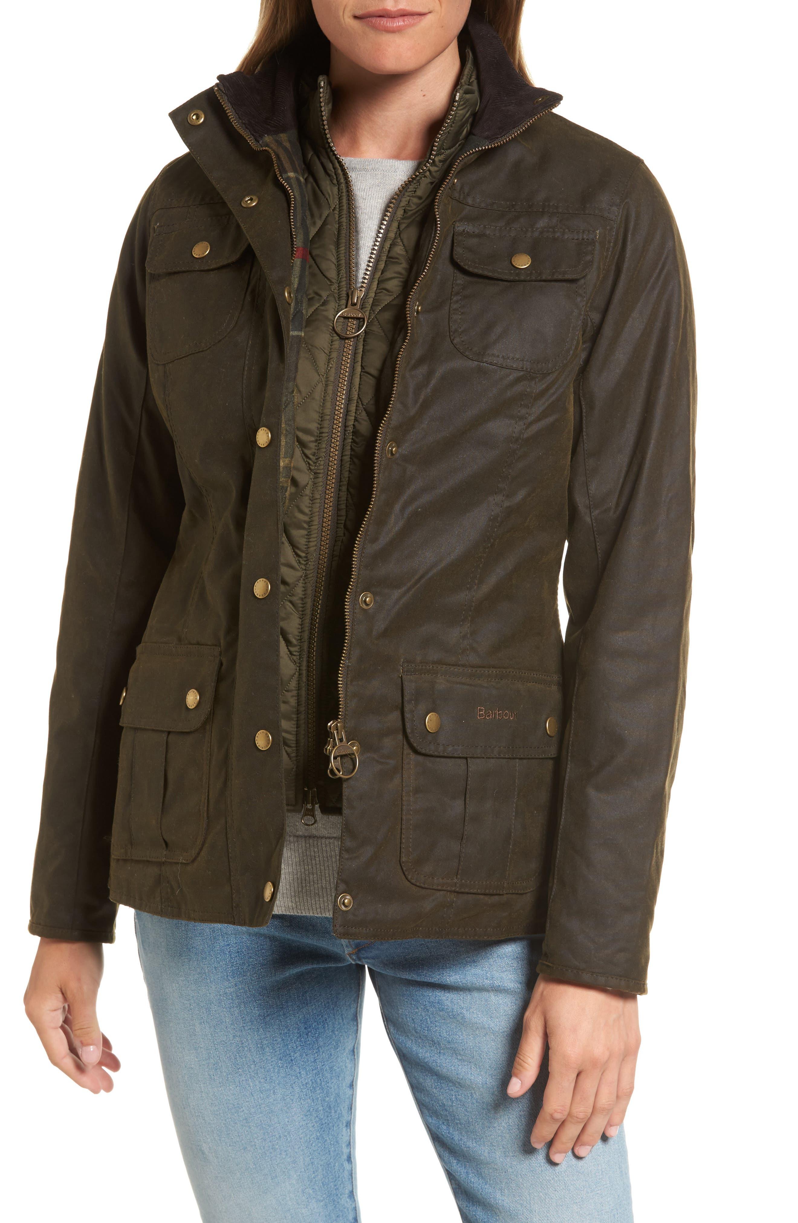 Barbour women's jacket