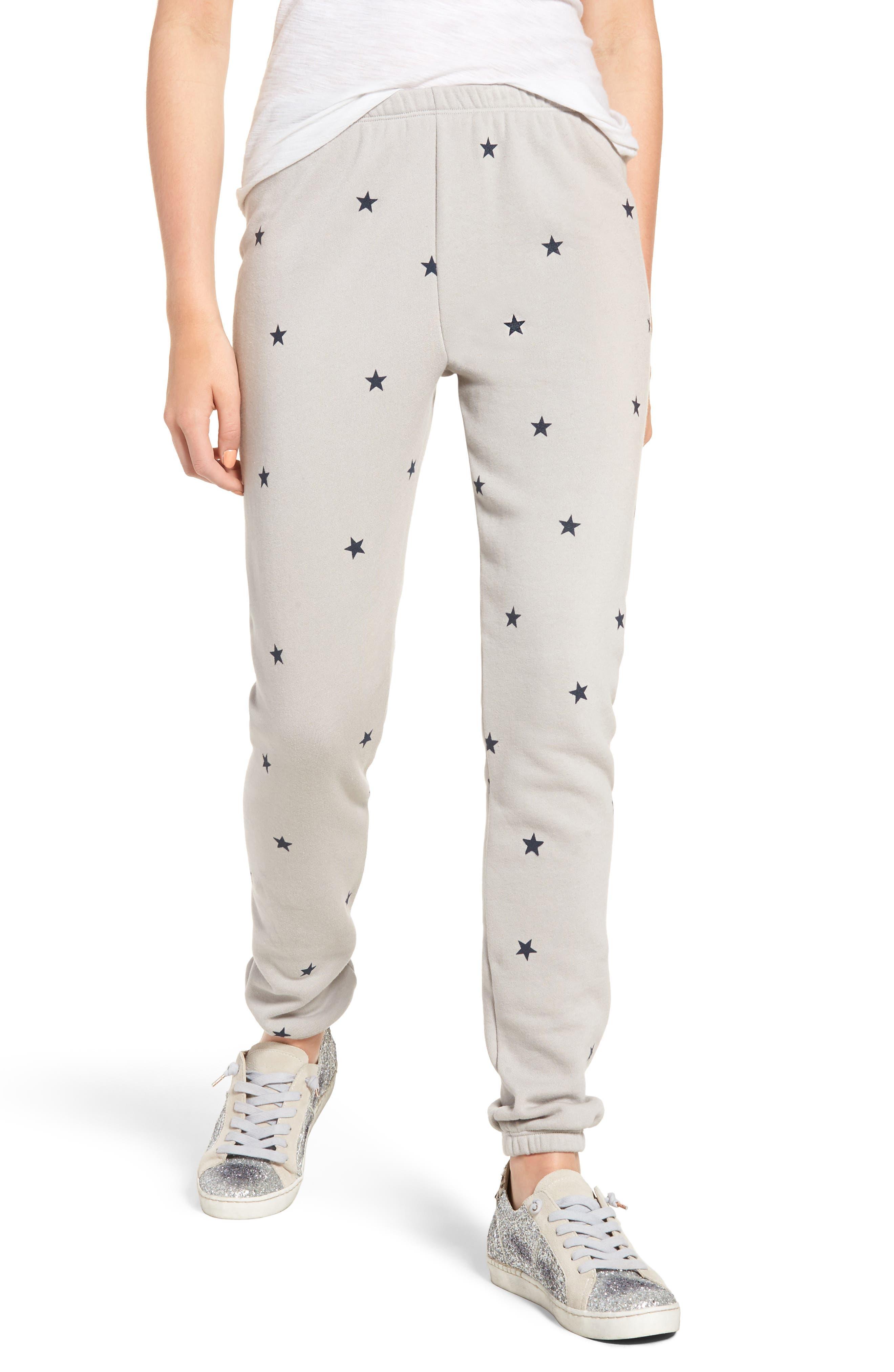 Football Star Knox Sweatpants,                         Main,                         color, Cowboy Grey