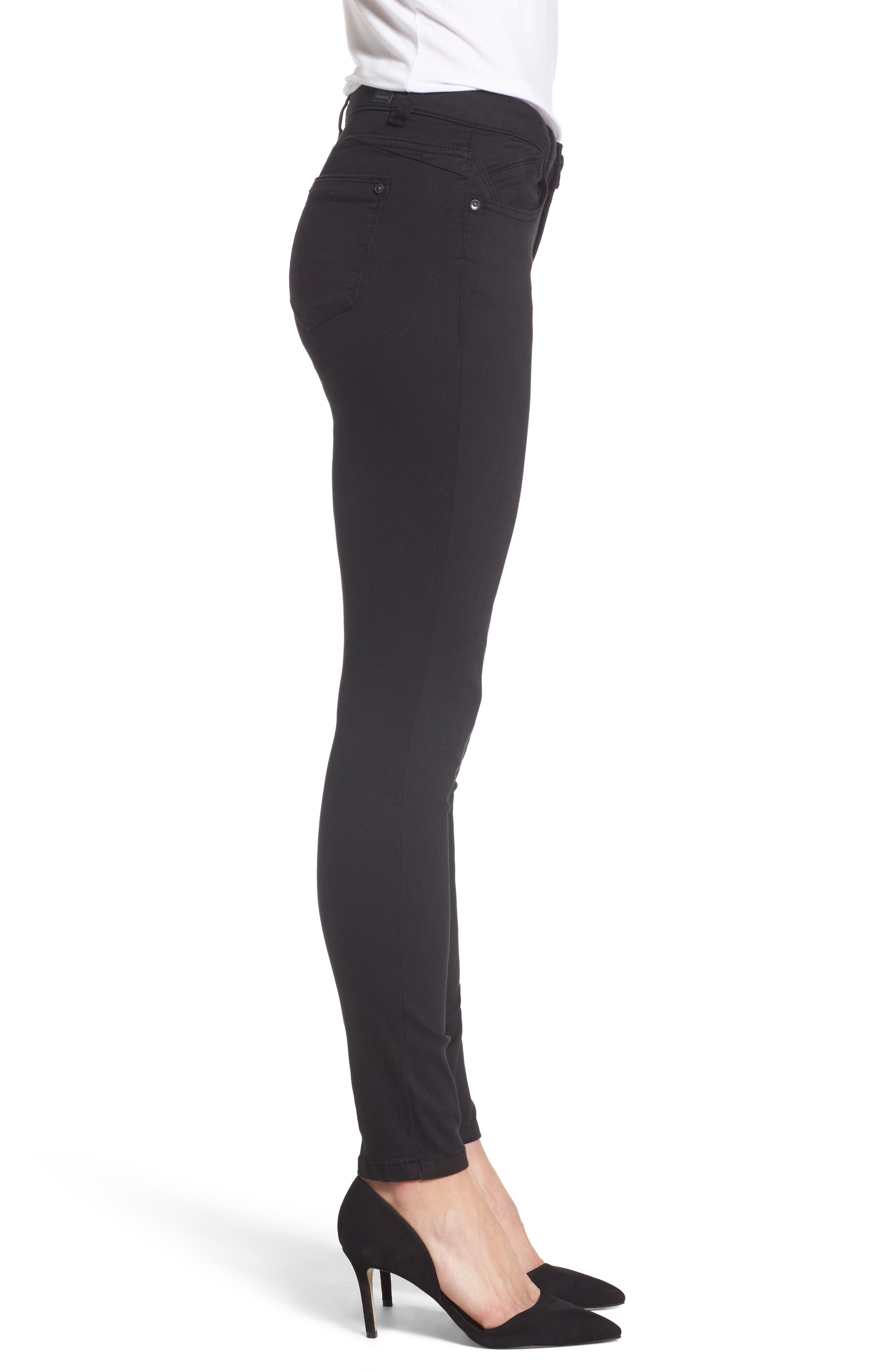 Alternate Image 3  - Wit & Wisdom Skinny Jeans (Nordstrom Exclusive) (Regular & Petite)