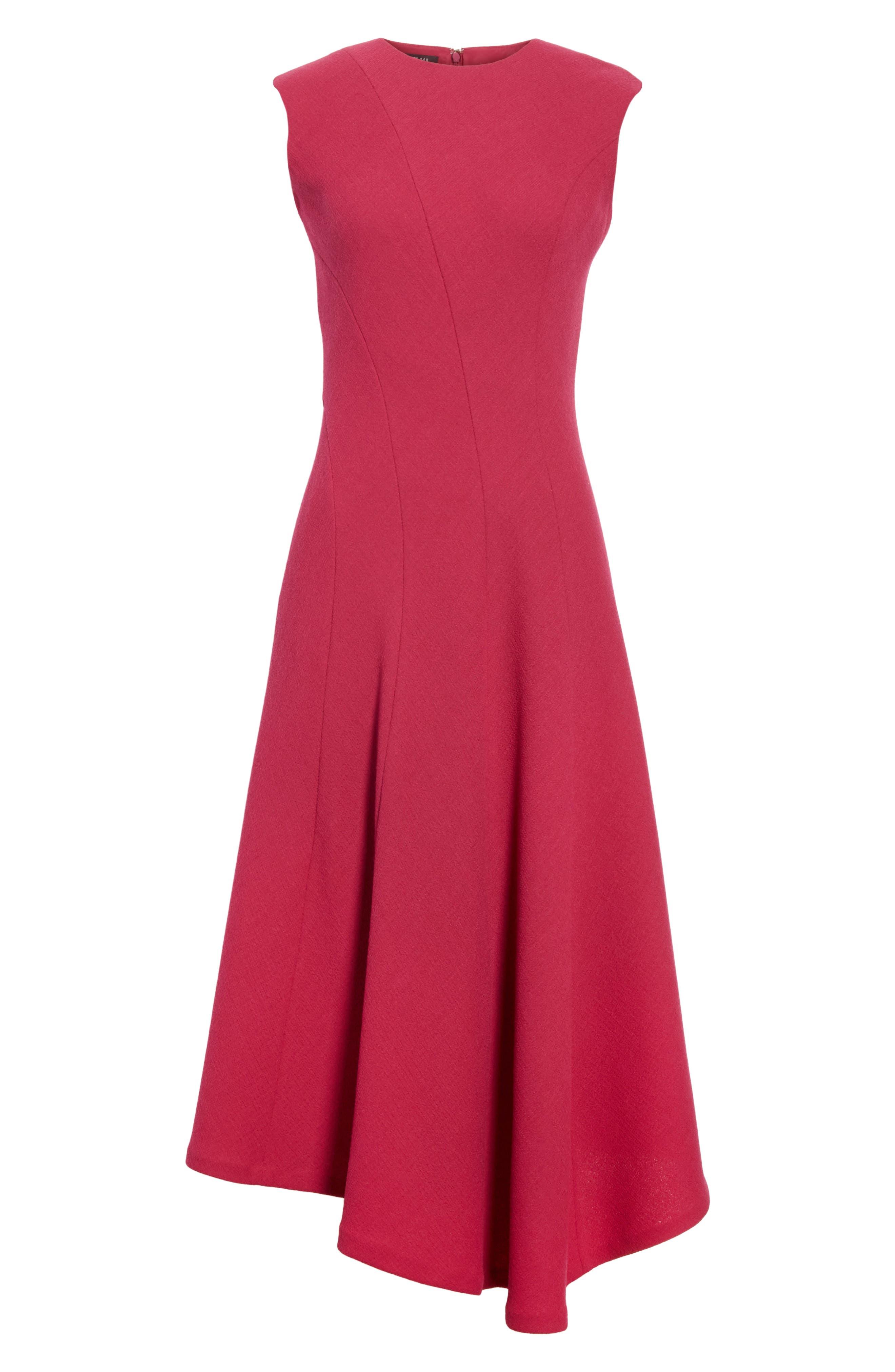 Alternate Image 6  - Lafayette 148 New York Aveena Wool Interlock Dress