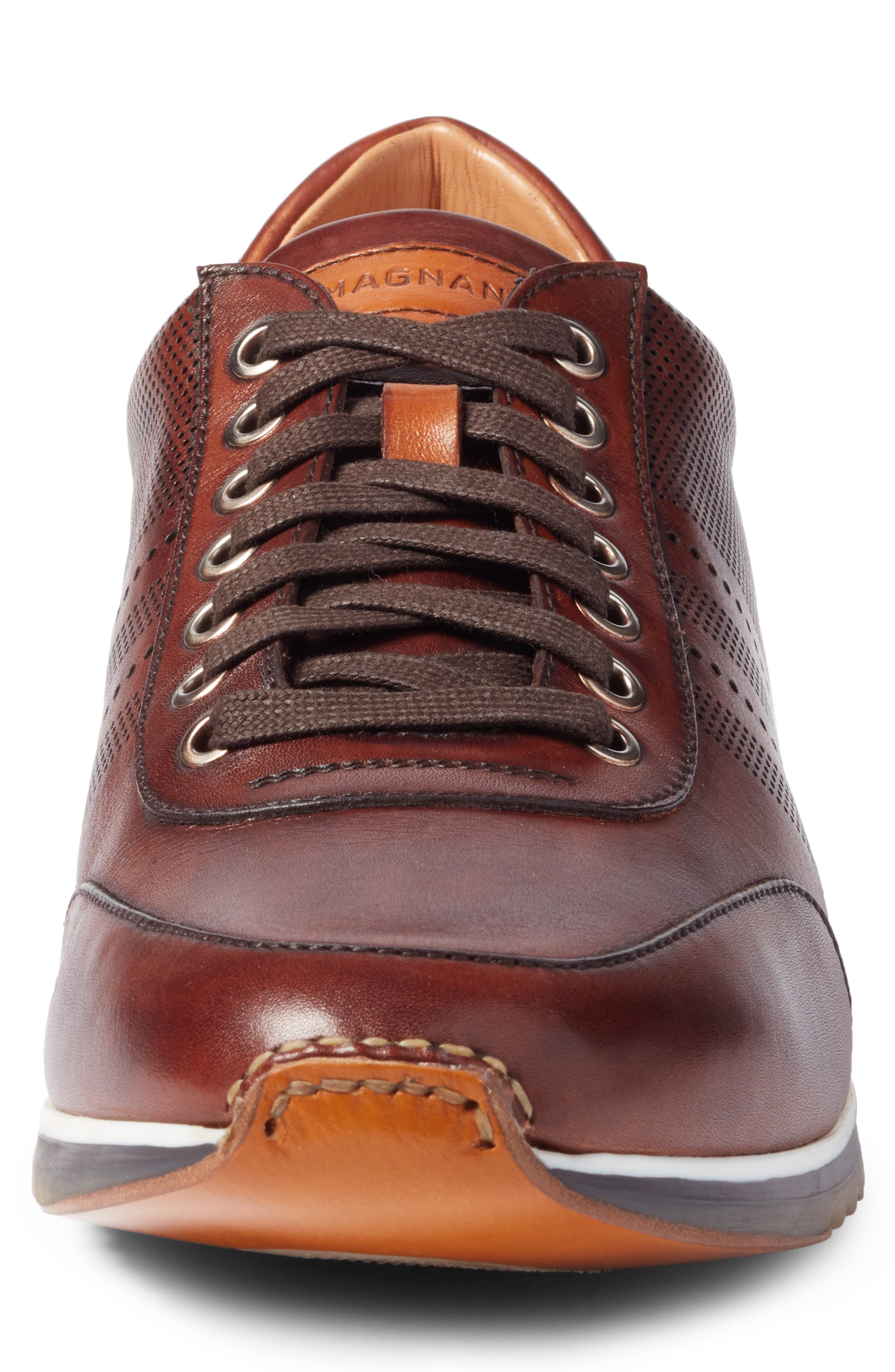 Alternate Image 4  - Magnanni Merino Sneaker (Men)