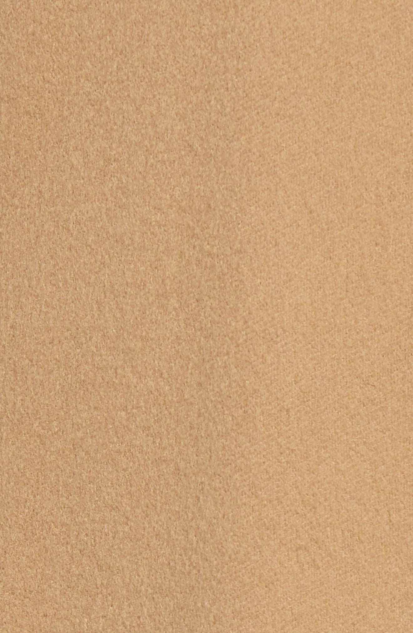 Alternate Image 5  - Fleurette Cashmere Long Coat