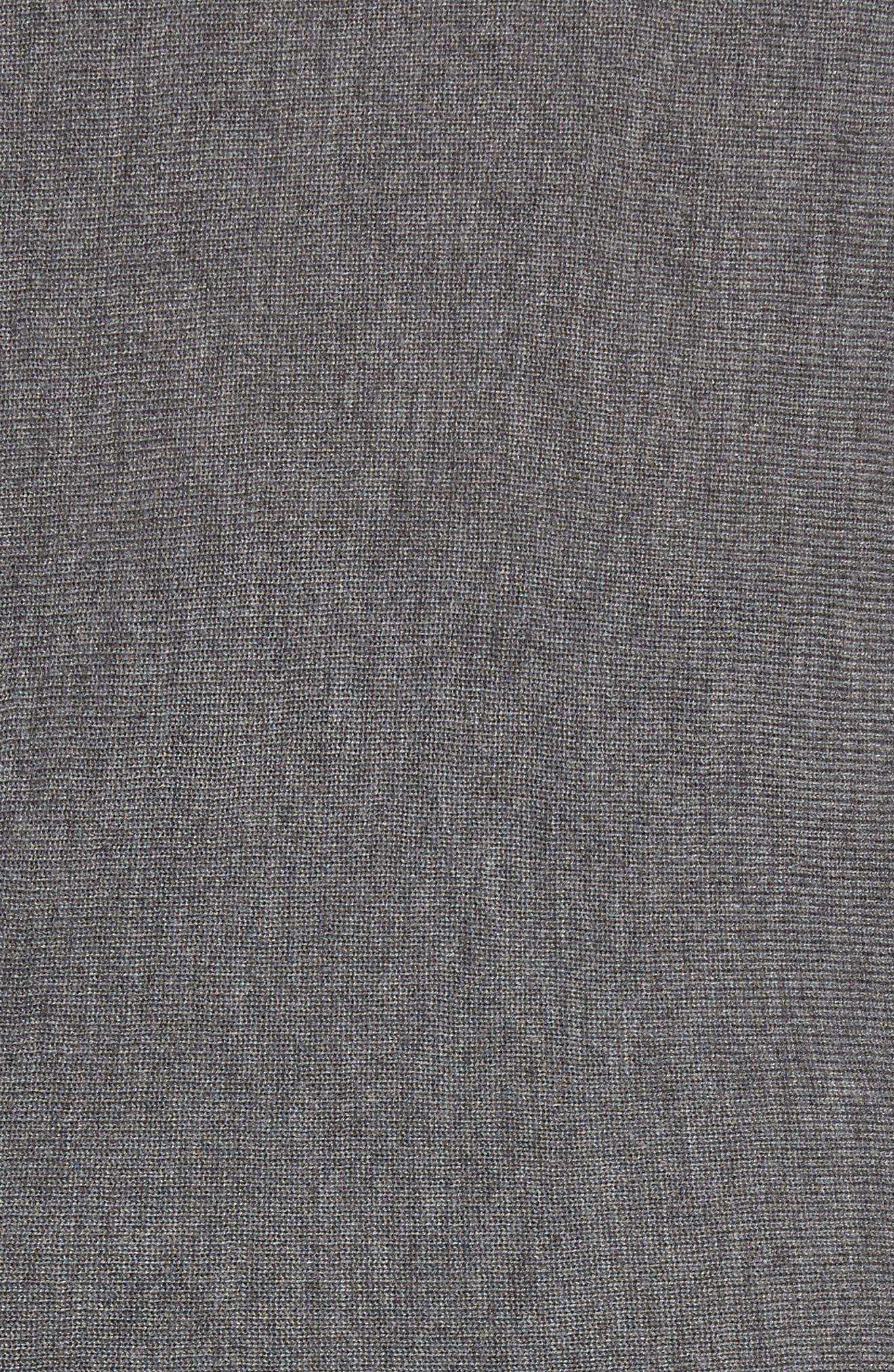 Alternate Image 5  - Trouvé Off the Shoulder Sweater Tunic