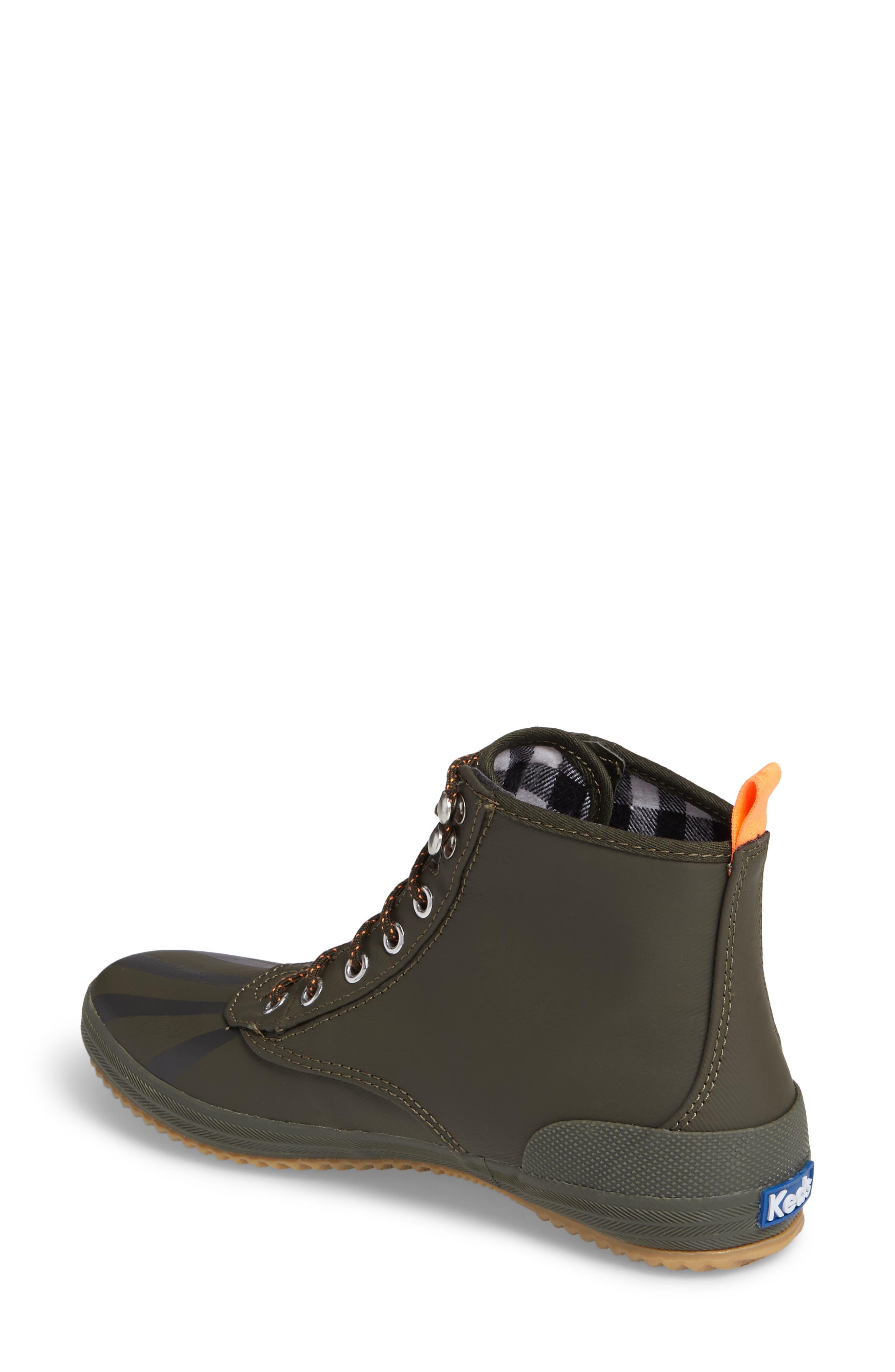Alternate Image 2  - Keds® Scout Water Repellent Sneaker Boot (Women)