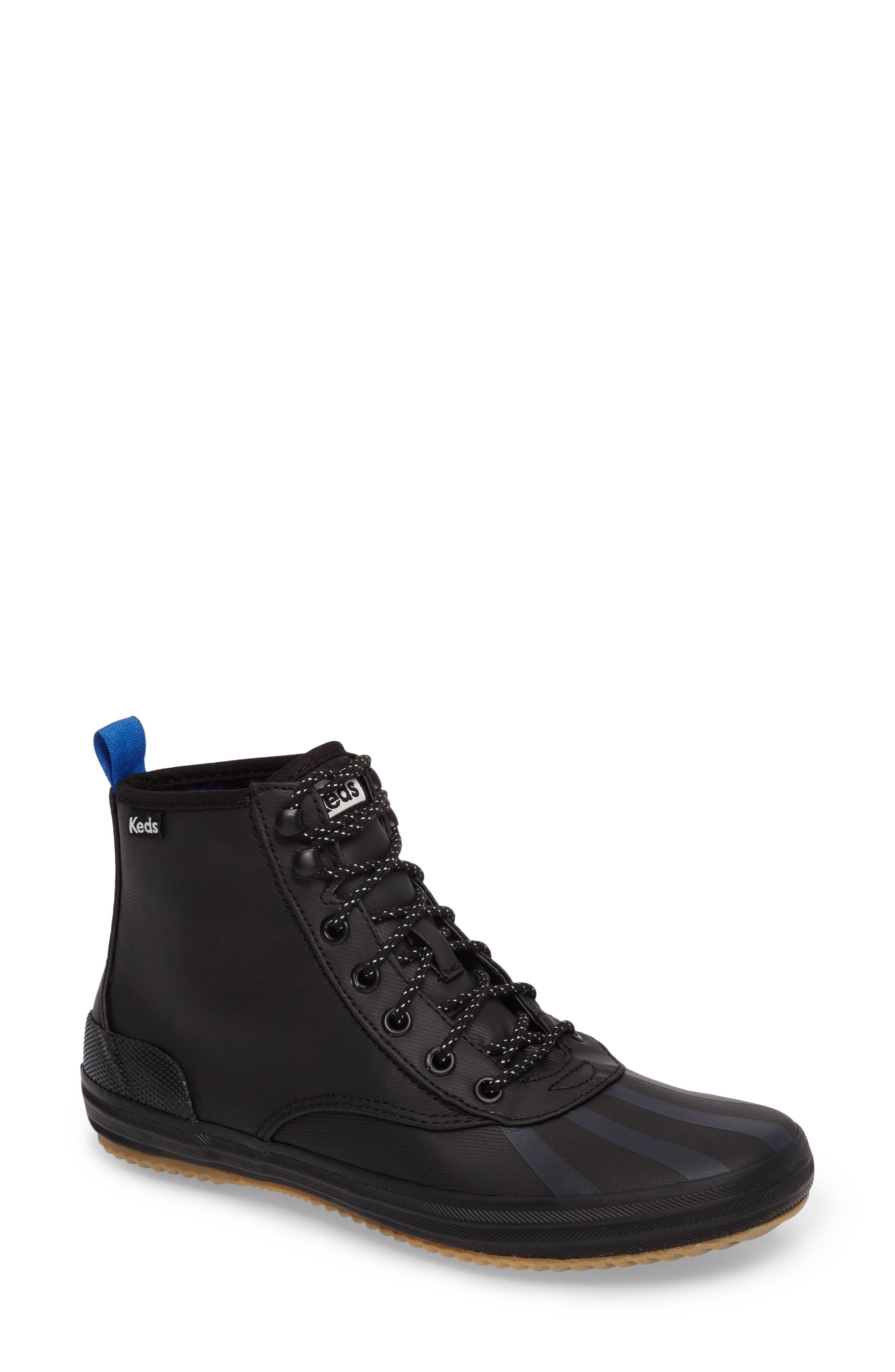 Keds® Scout Water Repellent Sneaker Boot (Women)