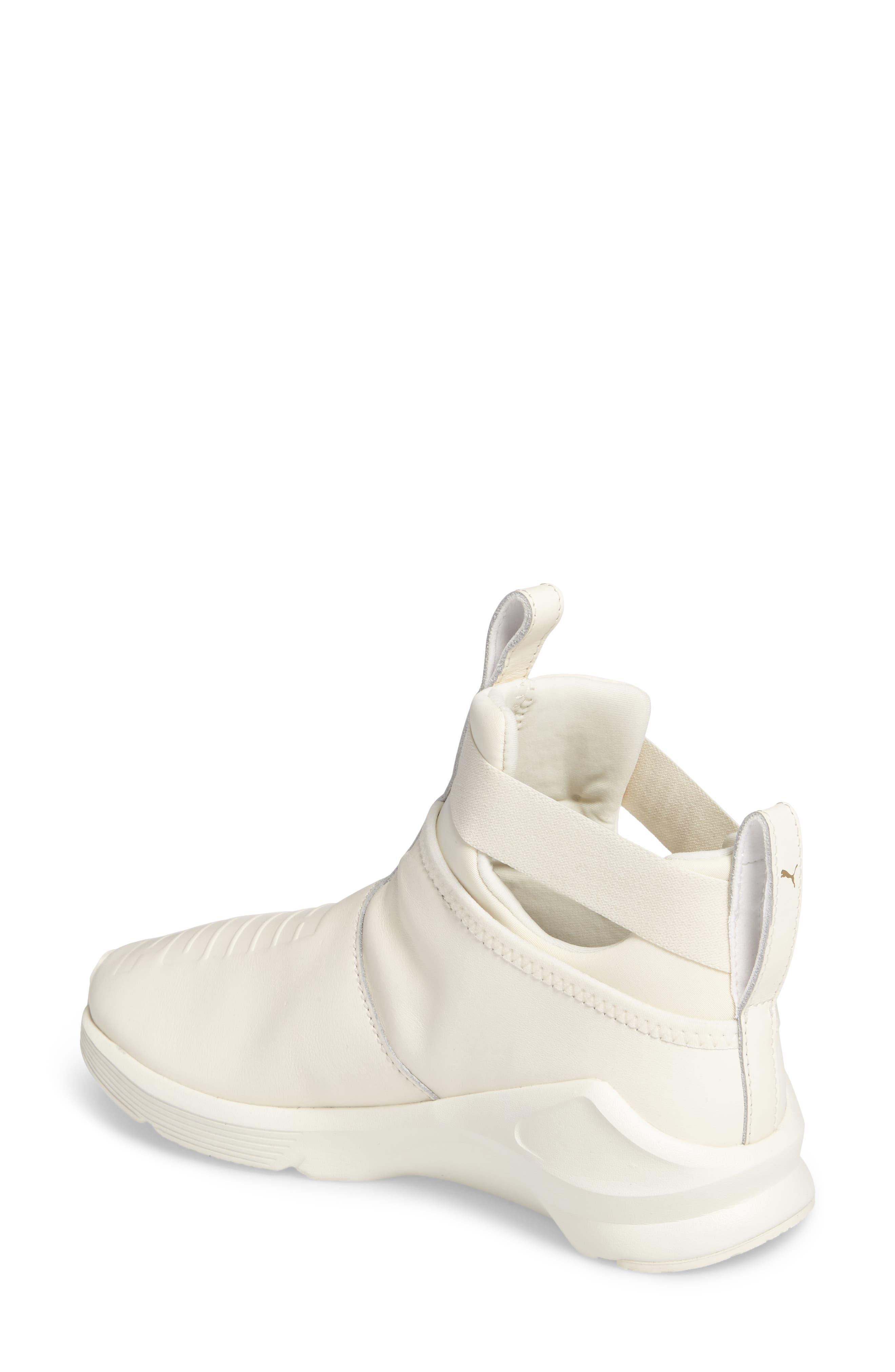 Alternate Image 2  - PUMA Fierce Strap Training Sneaker (Women)