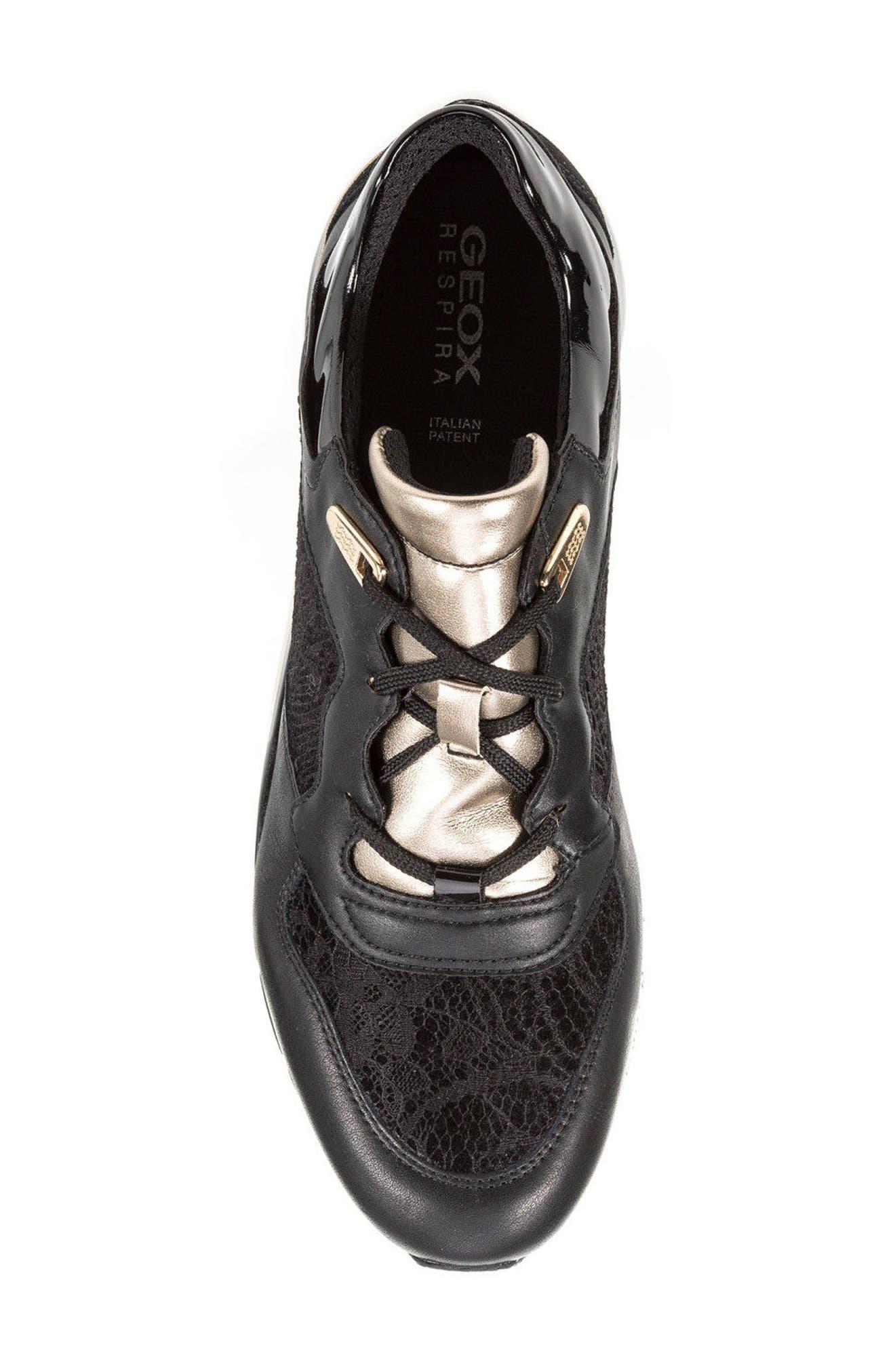 Alternate Image 6  - Geox Shahira Sneaker (Women)