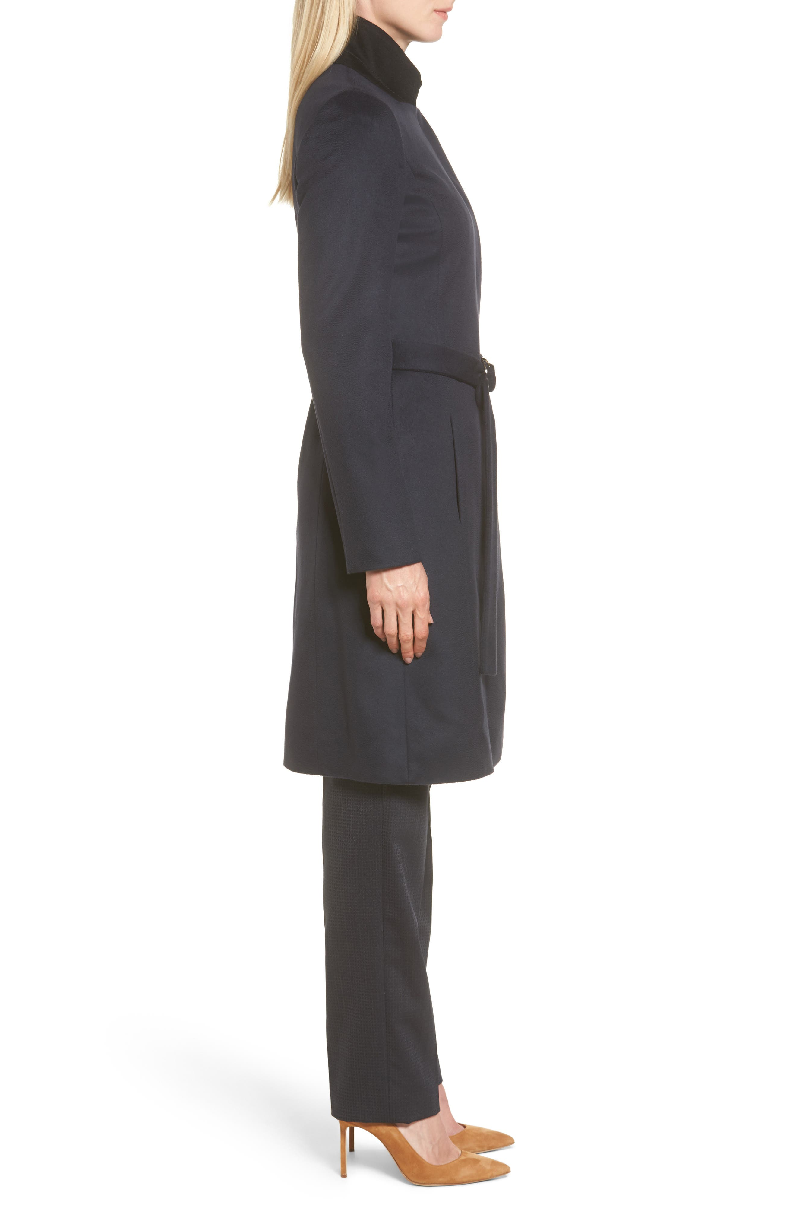 Alternate Image 3  - BOSS Cargona Wool Coat
