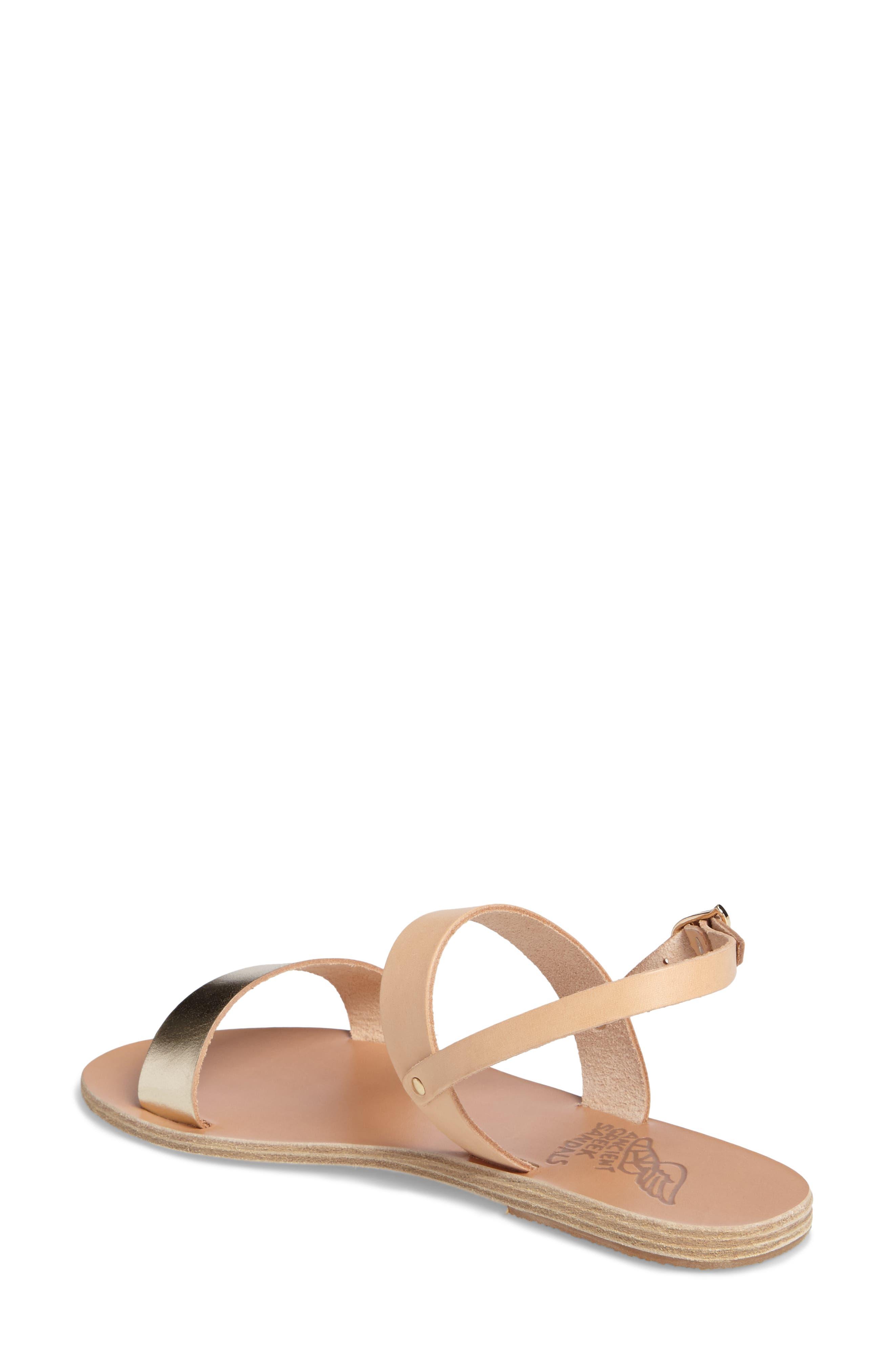 Alternate Image 2  - Ancient Greek Sandals Clio Slingback Sandal (Women)