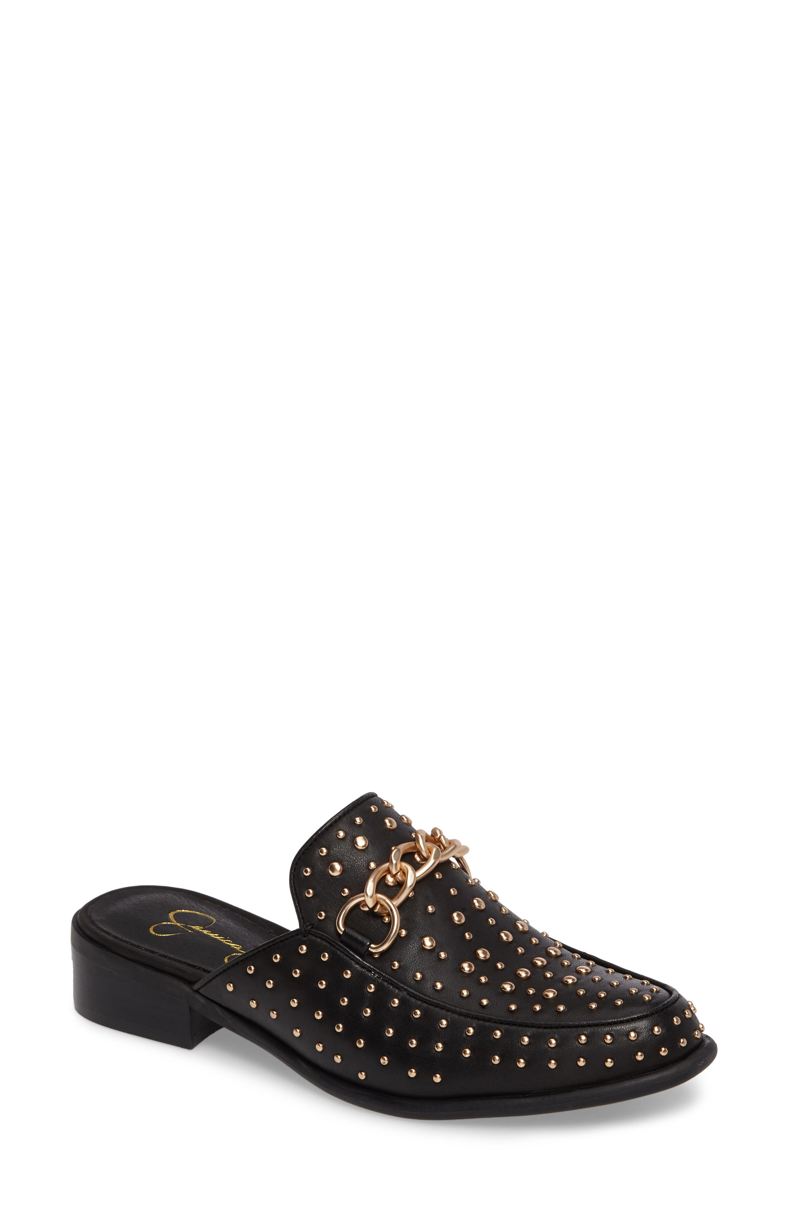 JESSICA SIMPSON Beez Loafer Mule