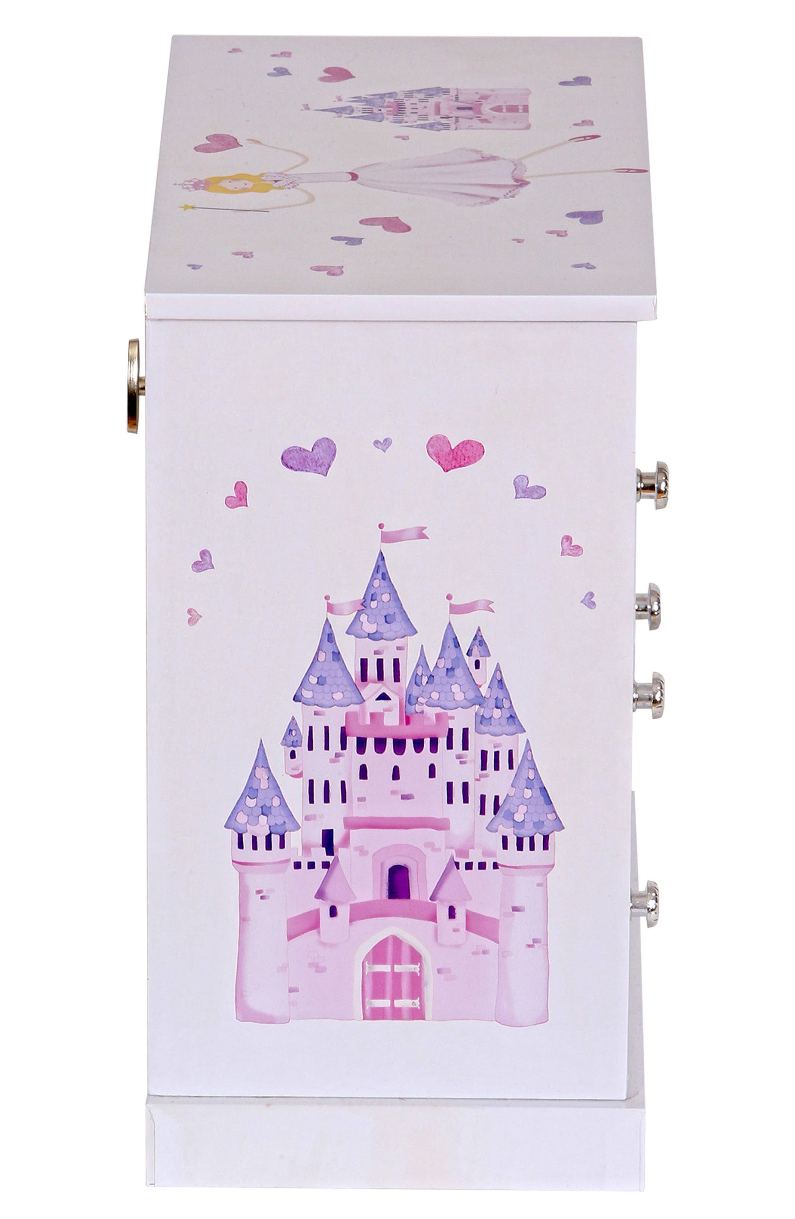 Alternate Image 4  - Mele & Co. Adalyn Musical Jewelry Box (Girls)