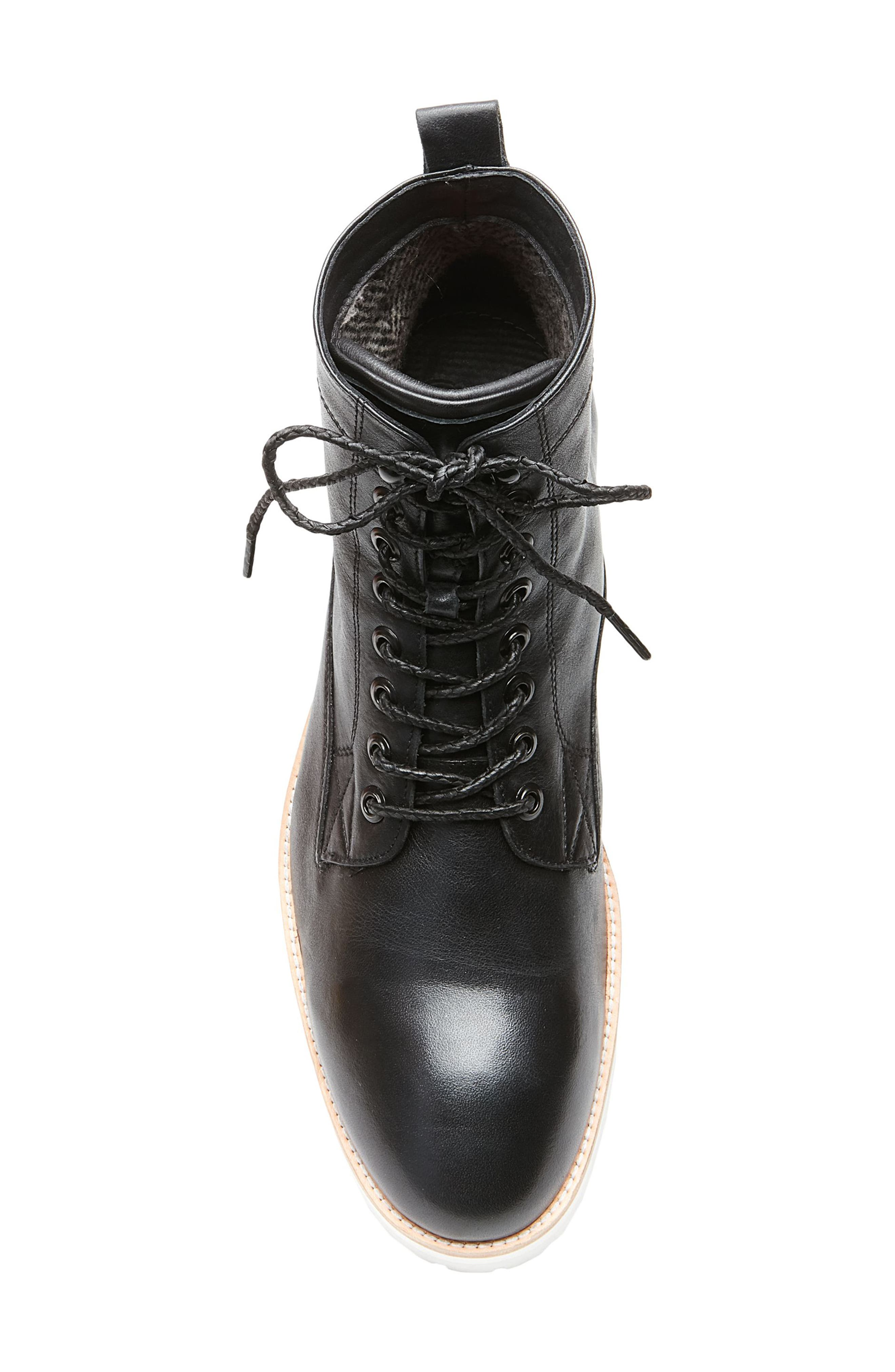 Alternate Image 5  - Steve Madden x GQ Andre Plain Toe Boot (Men)