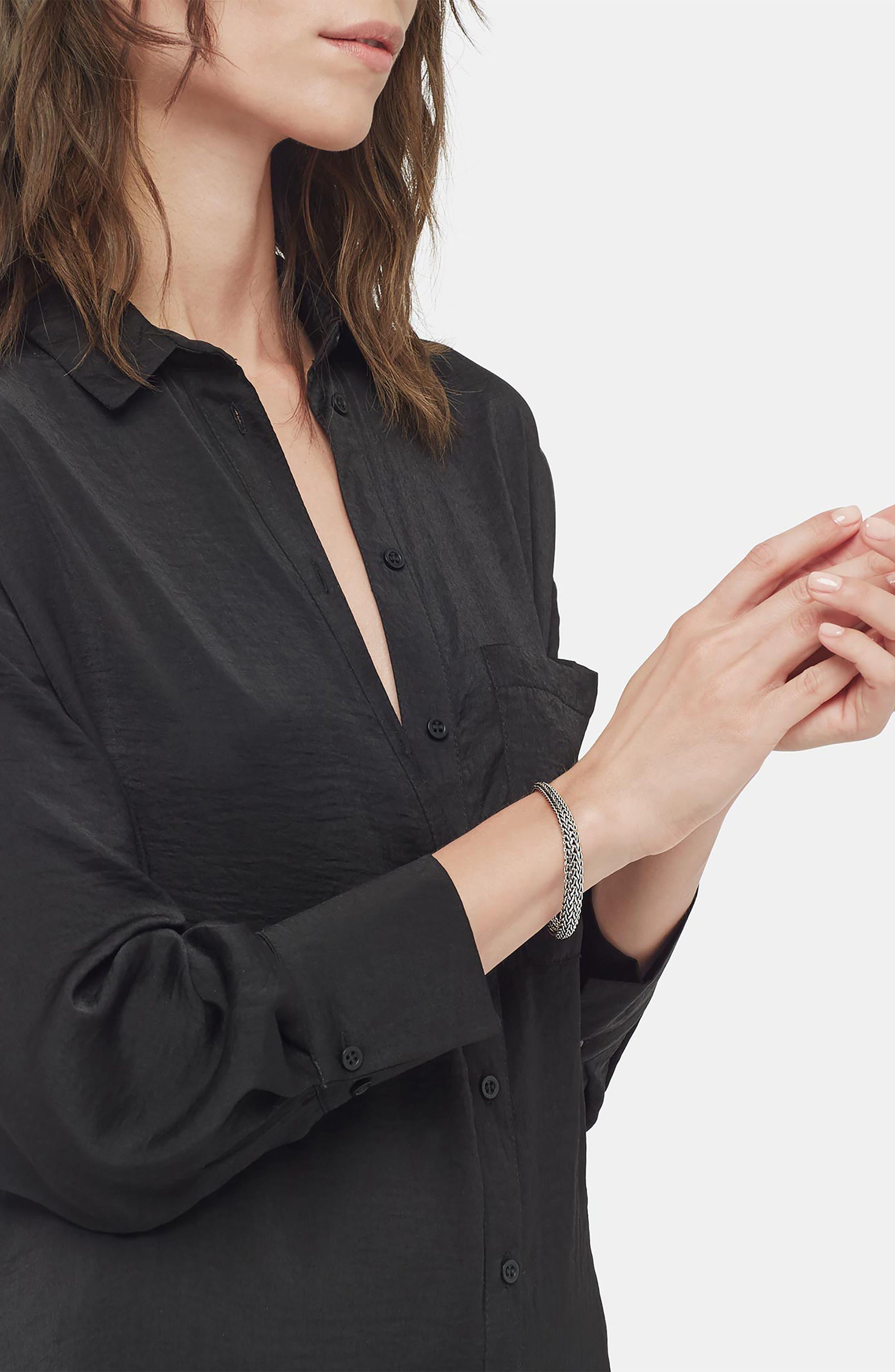 Alternate Image 2  - John Hardy Classic Chain Wrist Cuff