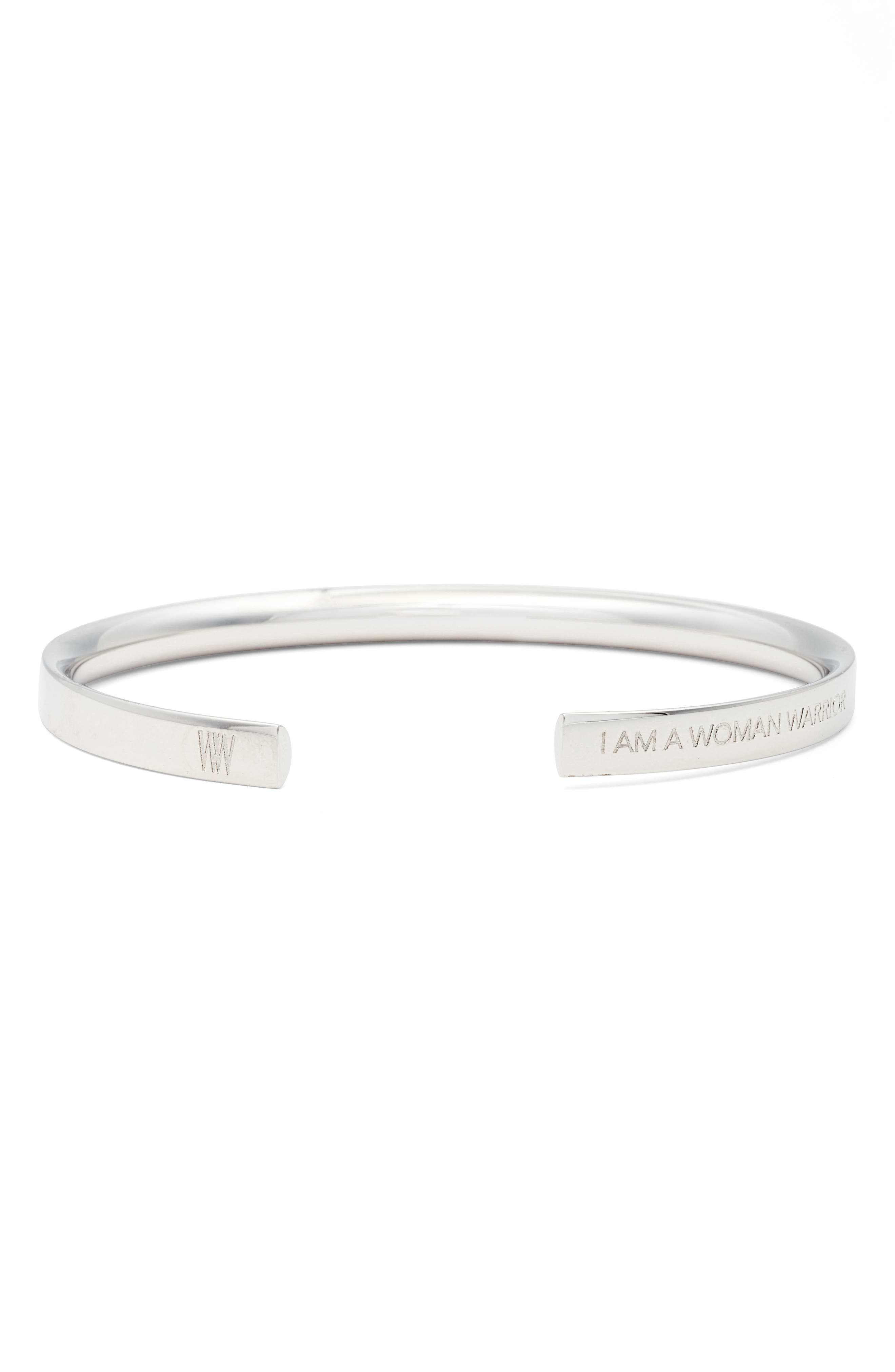 STELLA VALLE Warrior Wrist Cuff