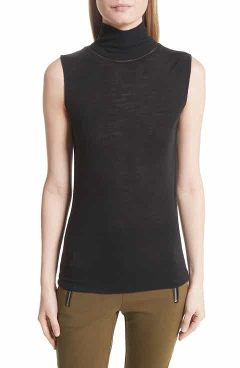 Women's Black Sleeveless Sweaters | Nordstrom