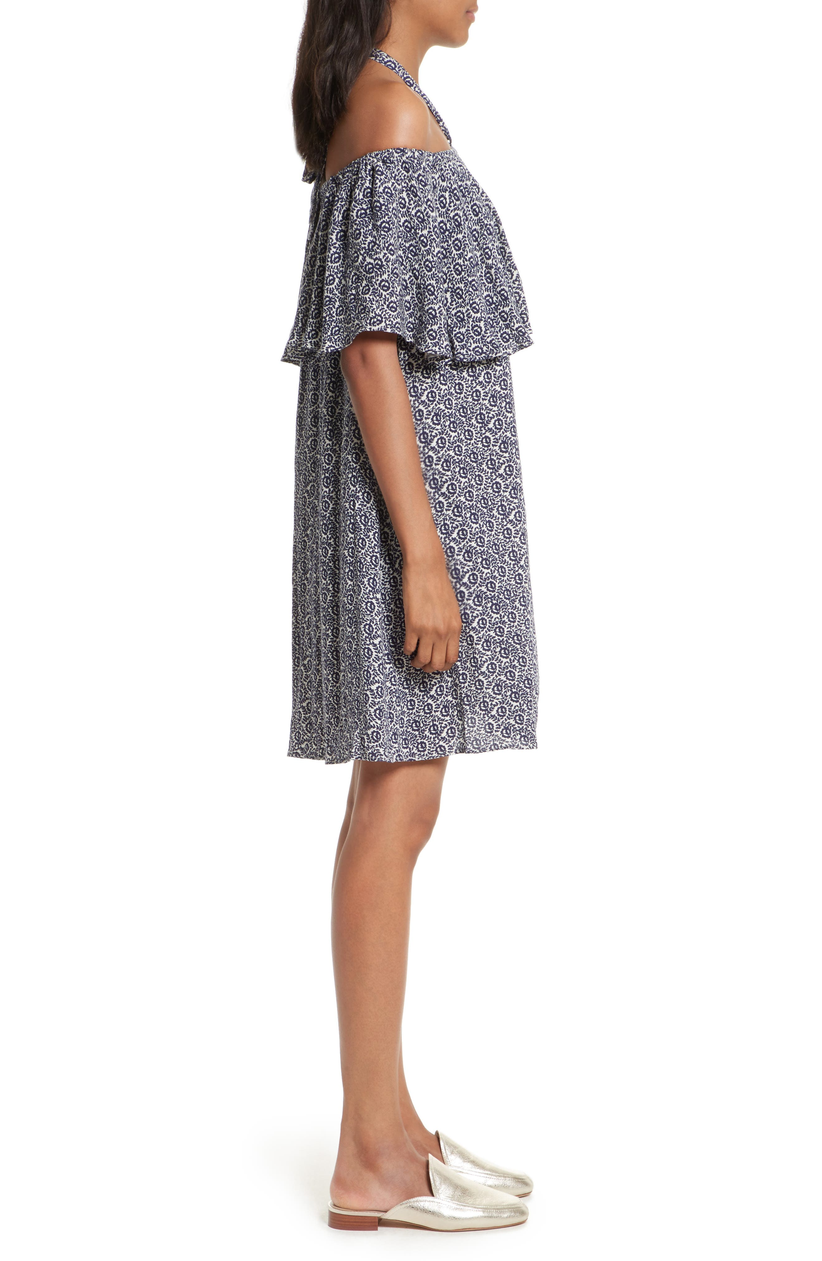 Alternate Image 3  - Rebecca Minkoff Havasu Off the Shoulder Dress