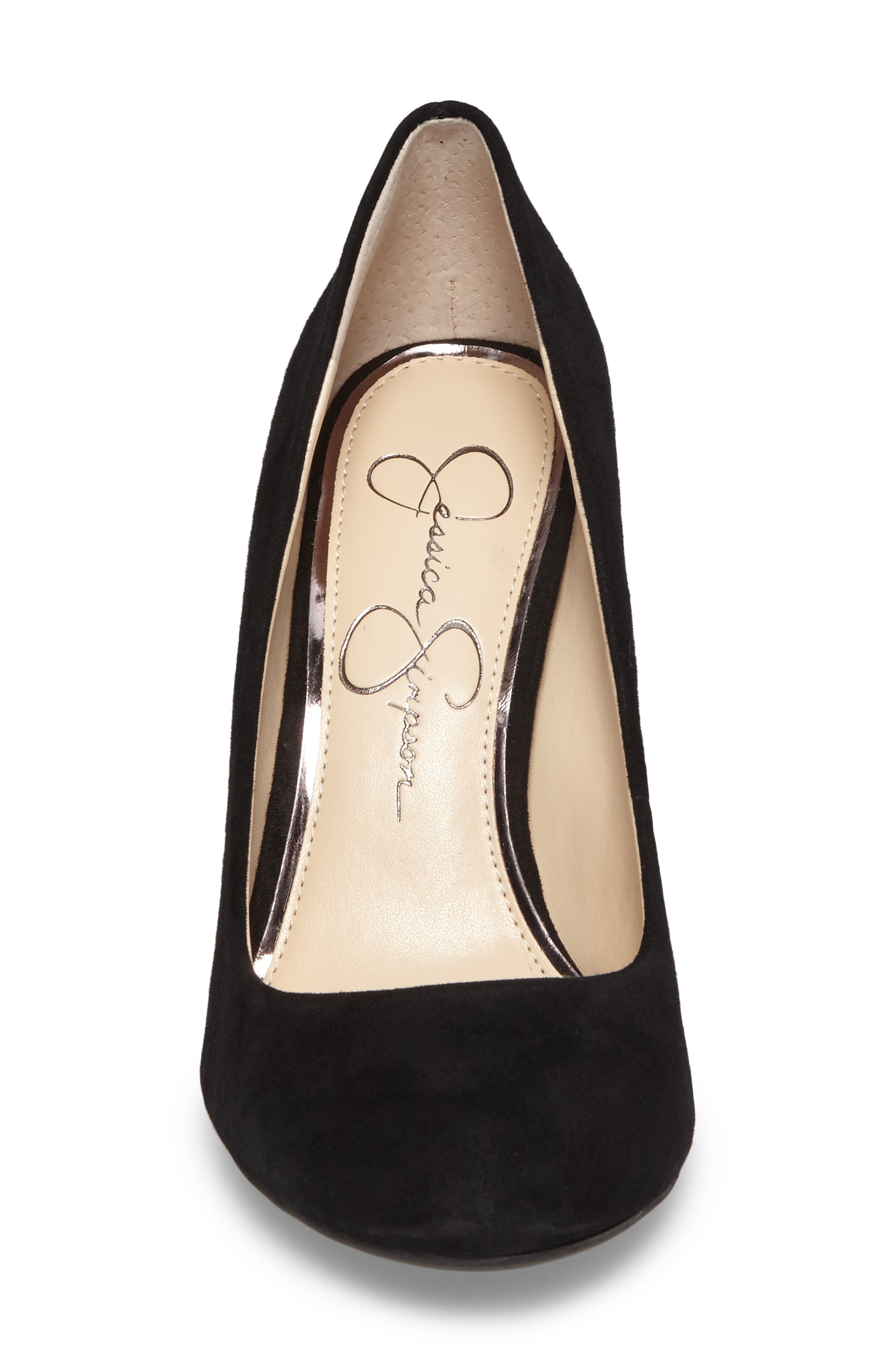 Alternate Image 4  - Jessica Simpson Belemo Pump (Women)