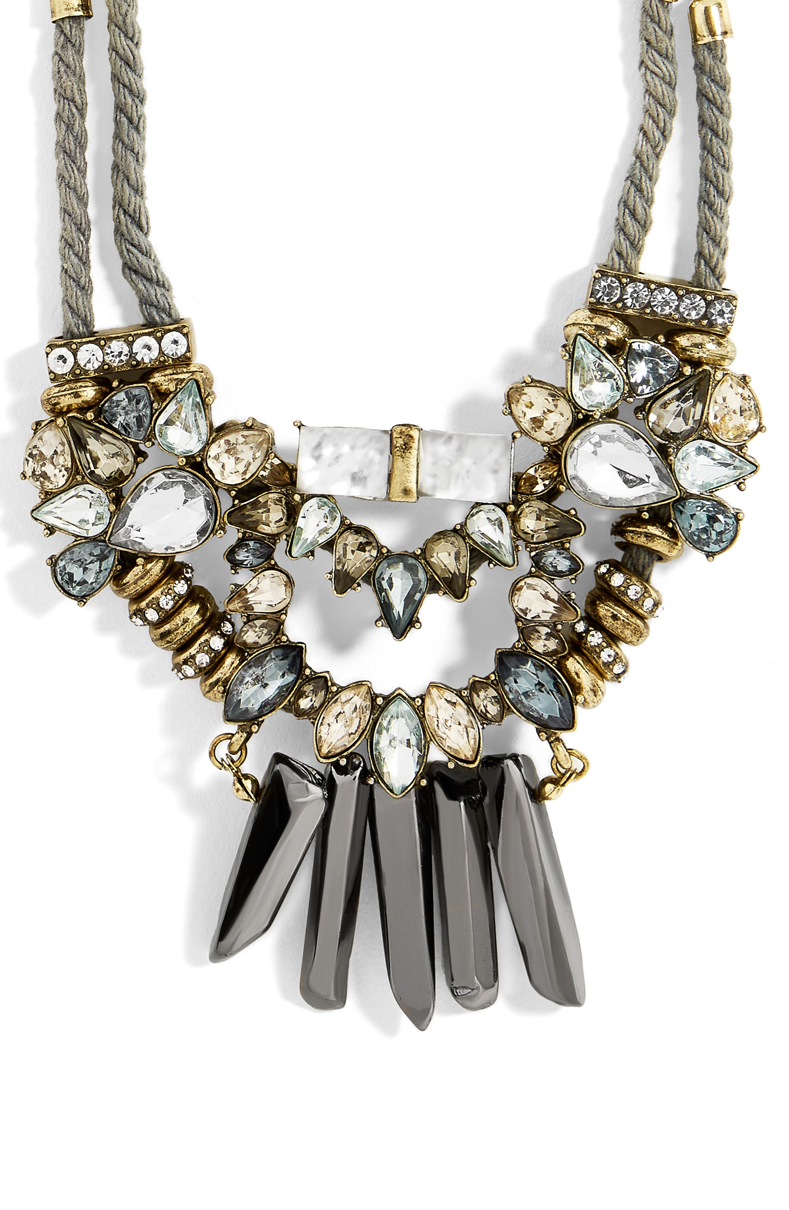 Alternate Image 2  - BaubleBar Imelda Bib Necklace