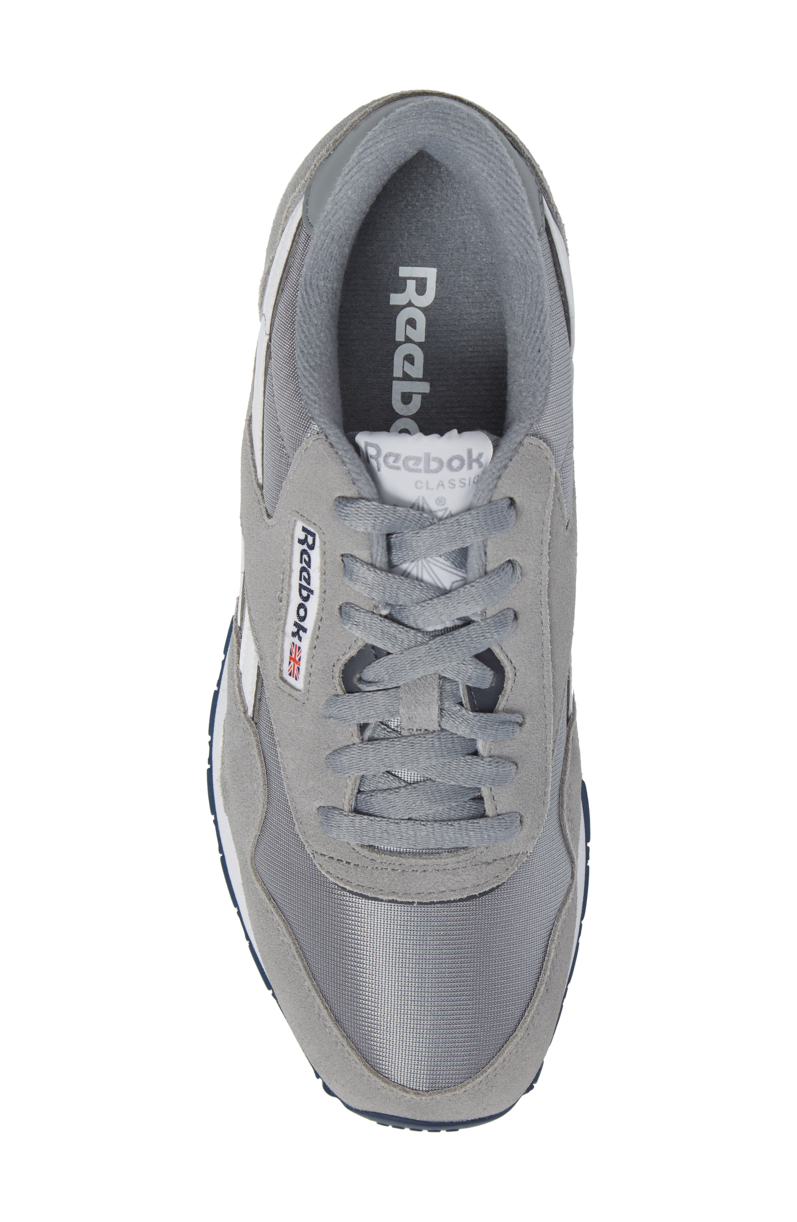 Alternate Image 5  - Reebok Classic Nylon Sneaker (Men)