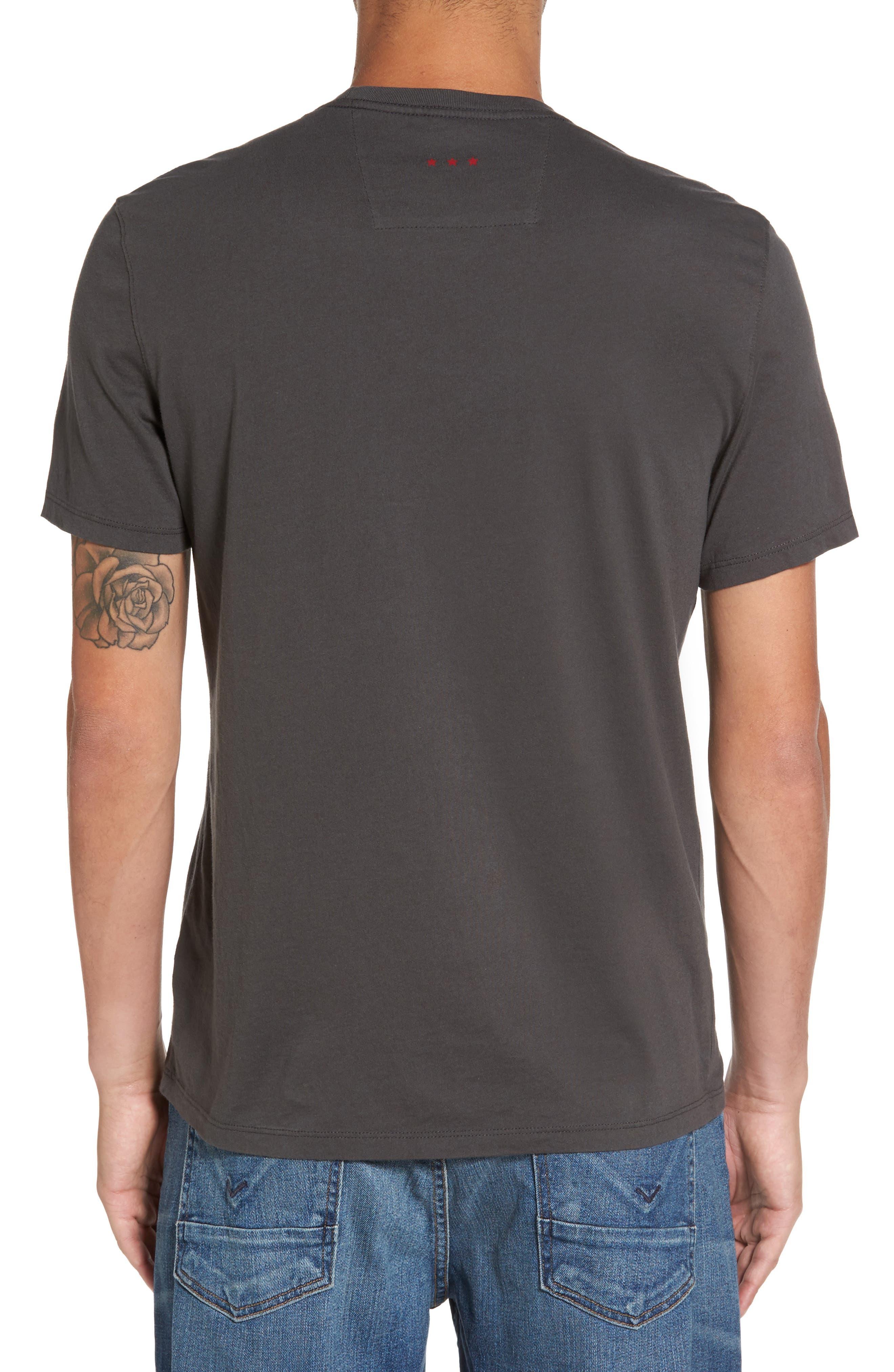 Alternate Image 2  - John Varvatos Star USA Metallica Sanitarium Graphic T-Shirt