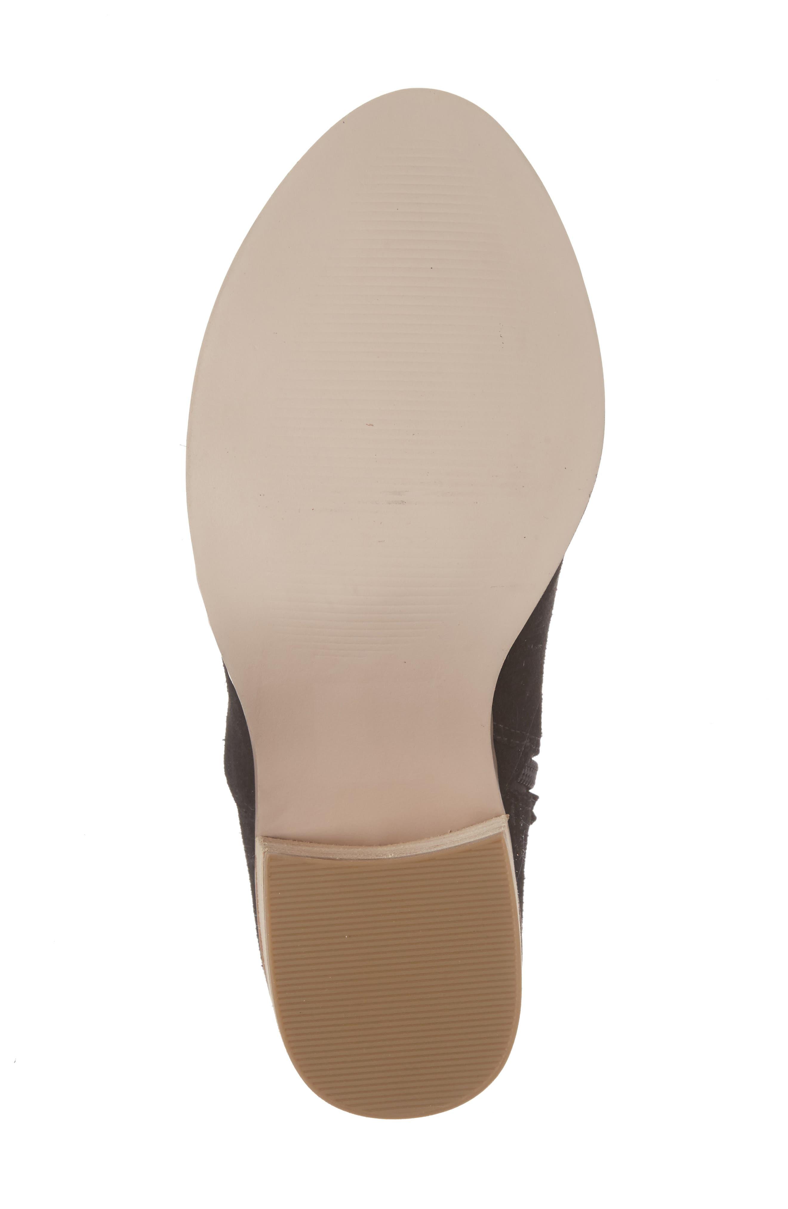 Alternate Image 6  - Sole Society Beechwood Peep Toe Bootie (Women)