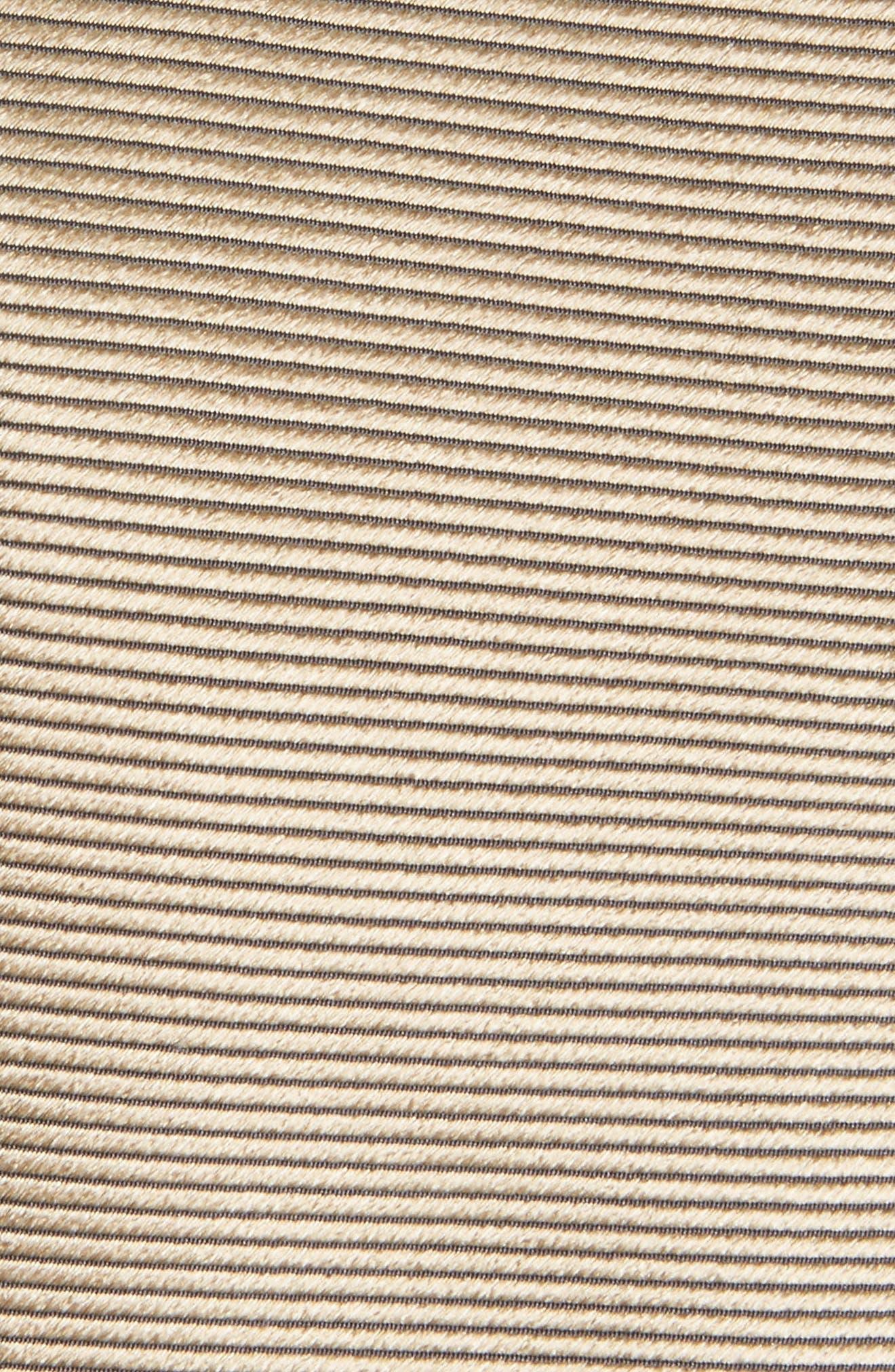 Alternate Image 2  - BOSS Solid Silk Skinny Tie