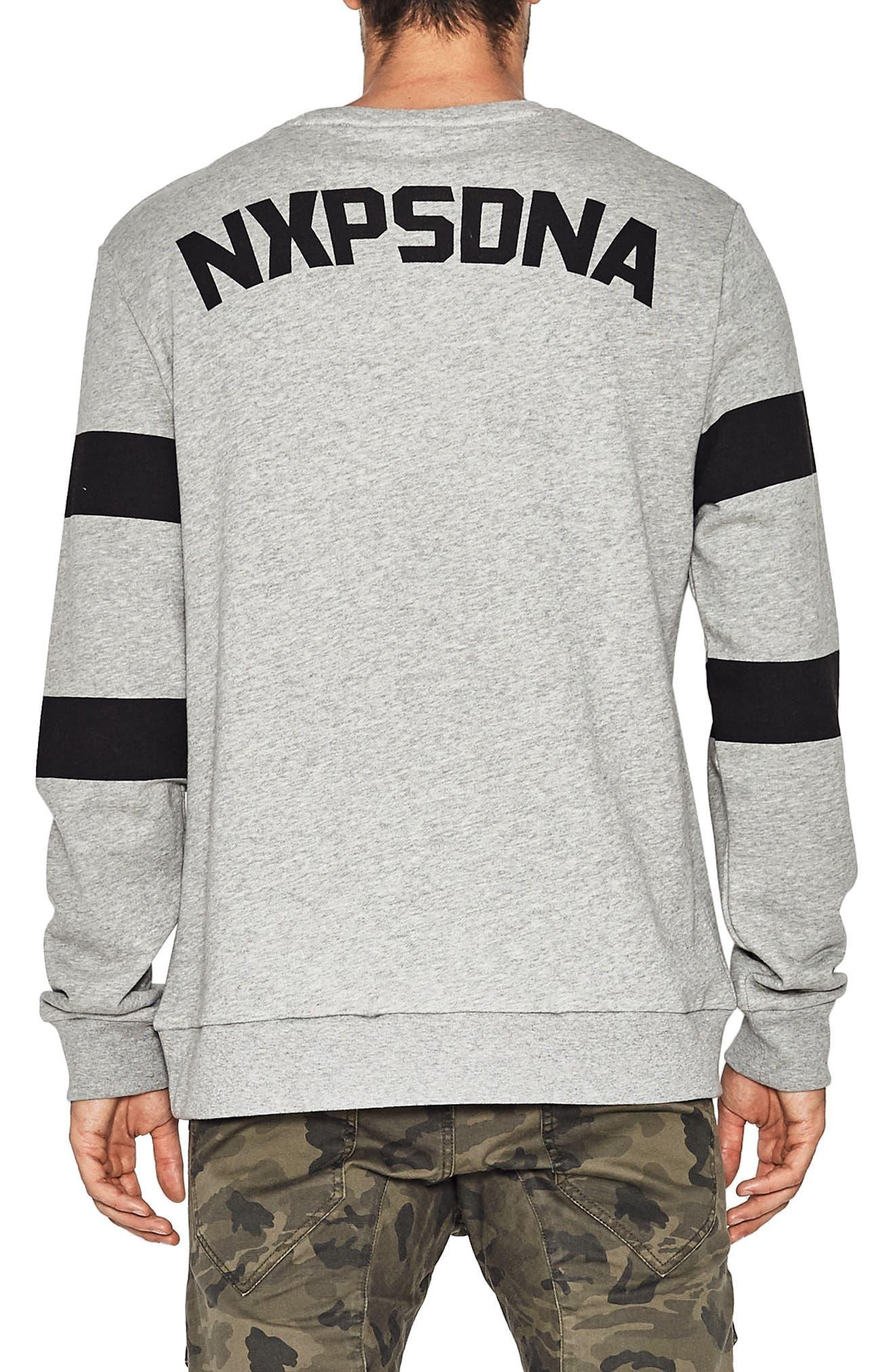 Alternate Image 2  - NXP Turbo Hawk Sweatshirt