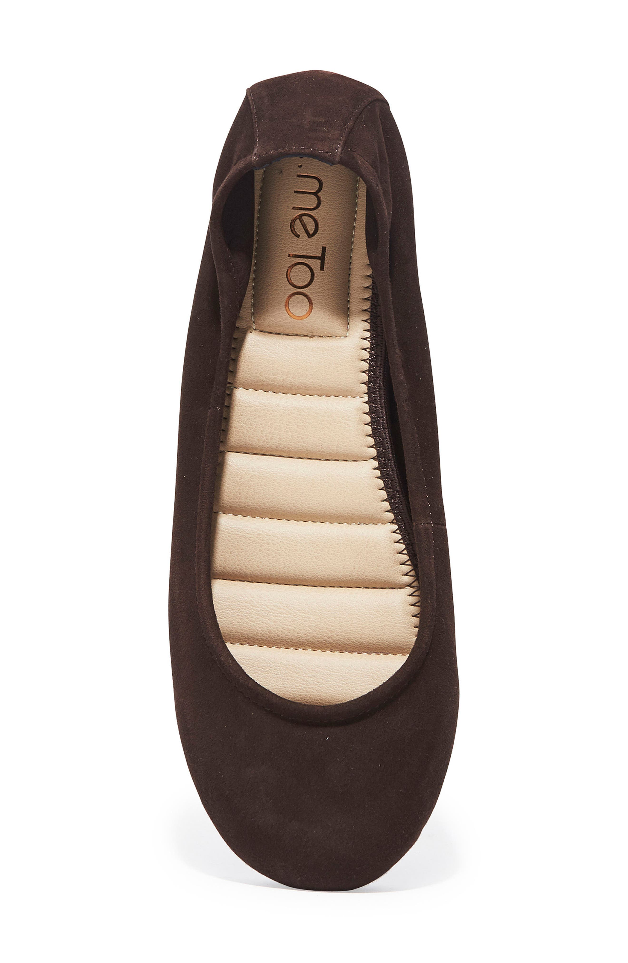 Alternate Image 4  - Me Too Janell Sliver Wedge Flat (Women)
