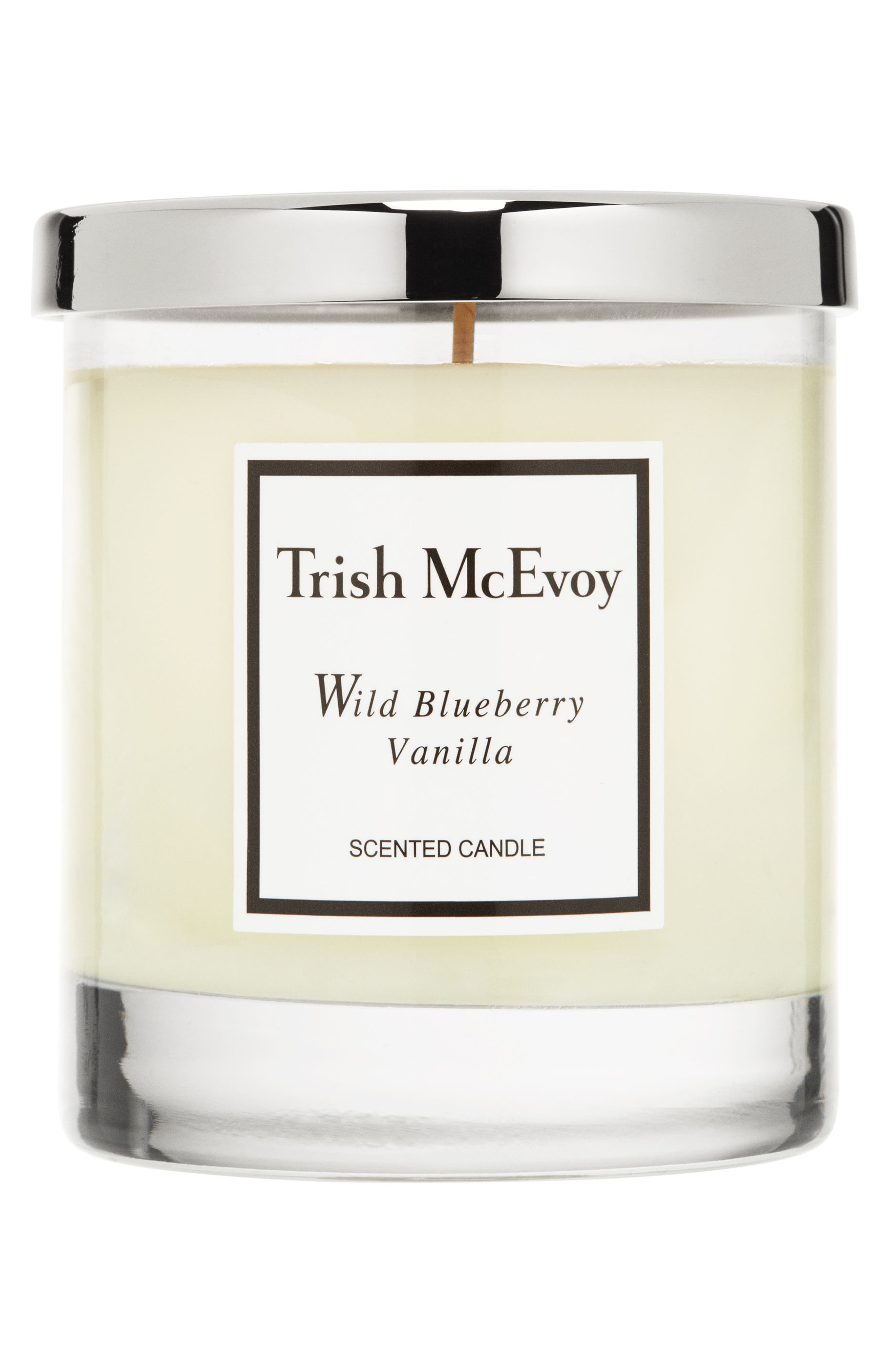 Trish McEvoy Wild Blueberry Vanilla Votive Candle