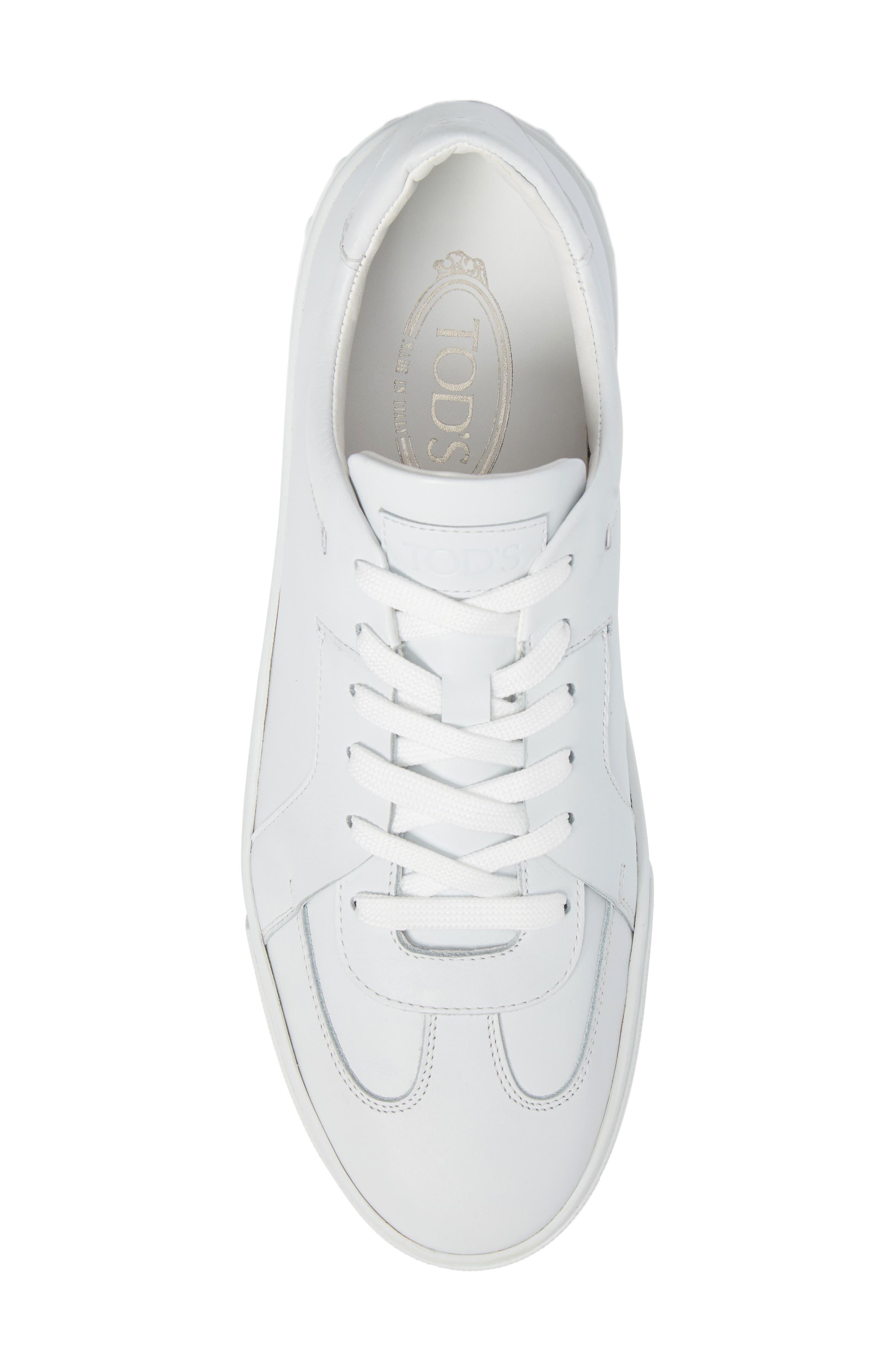 Alternate Image 5  - Tod's Cassetta Leather Sneaker (Men)