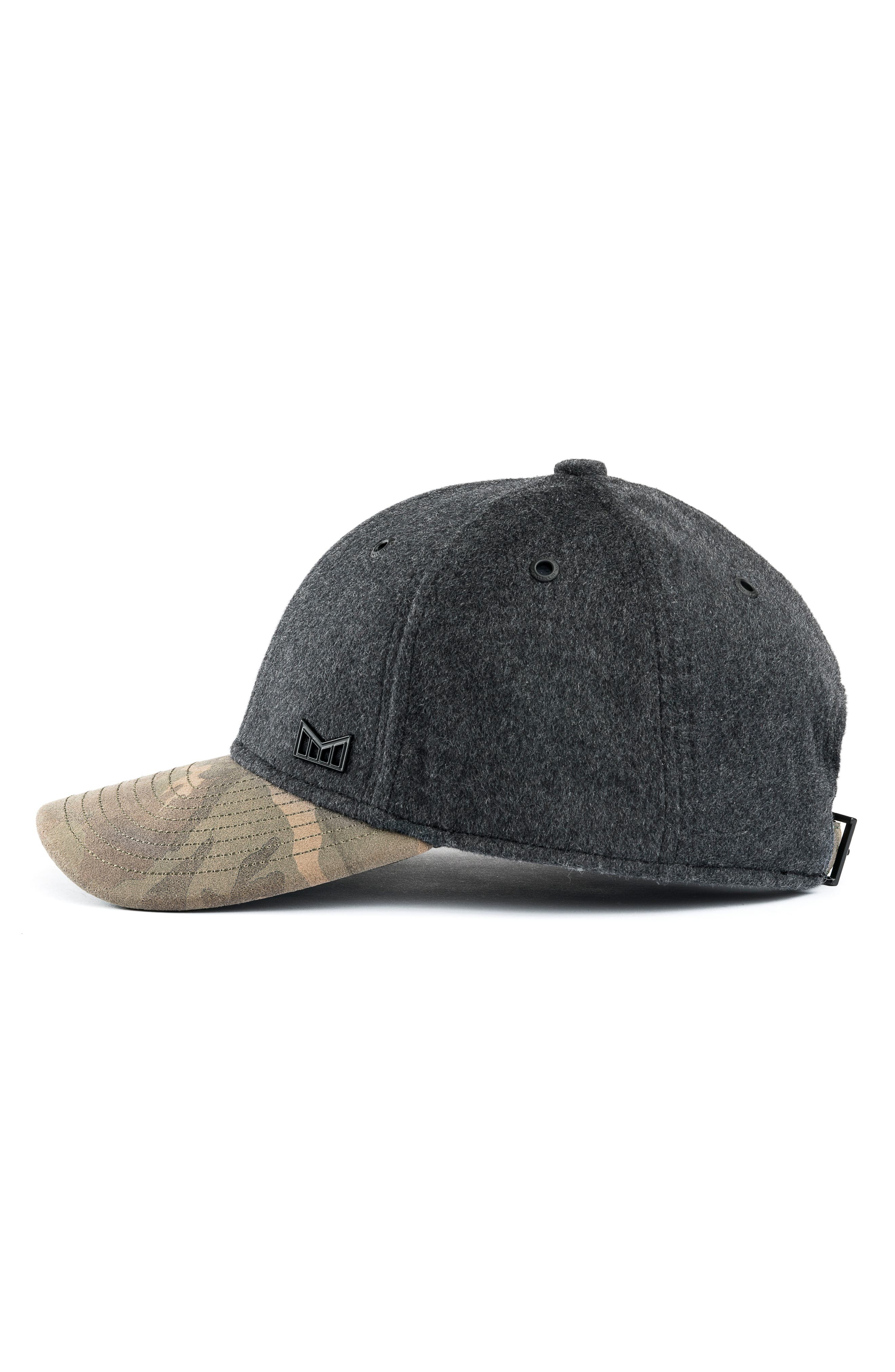 Maverick Ball Cap,                             Alternate thumbnail 4, color,                             Dark Charcoal