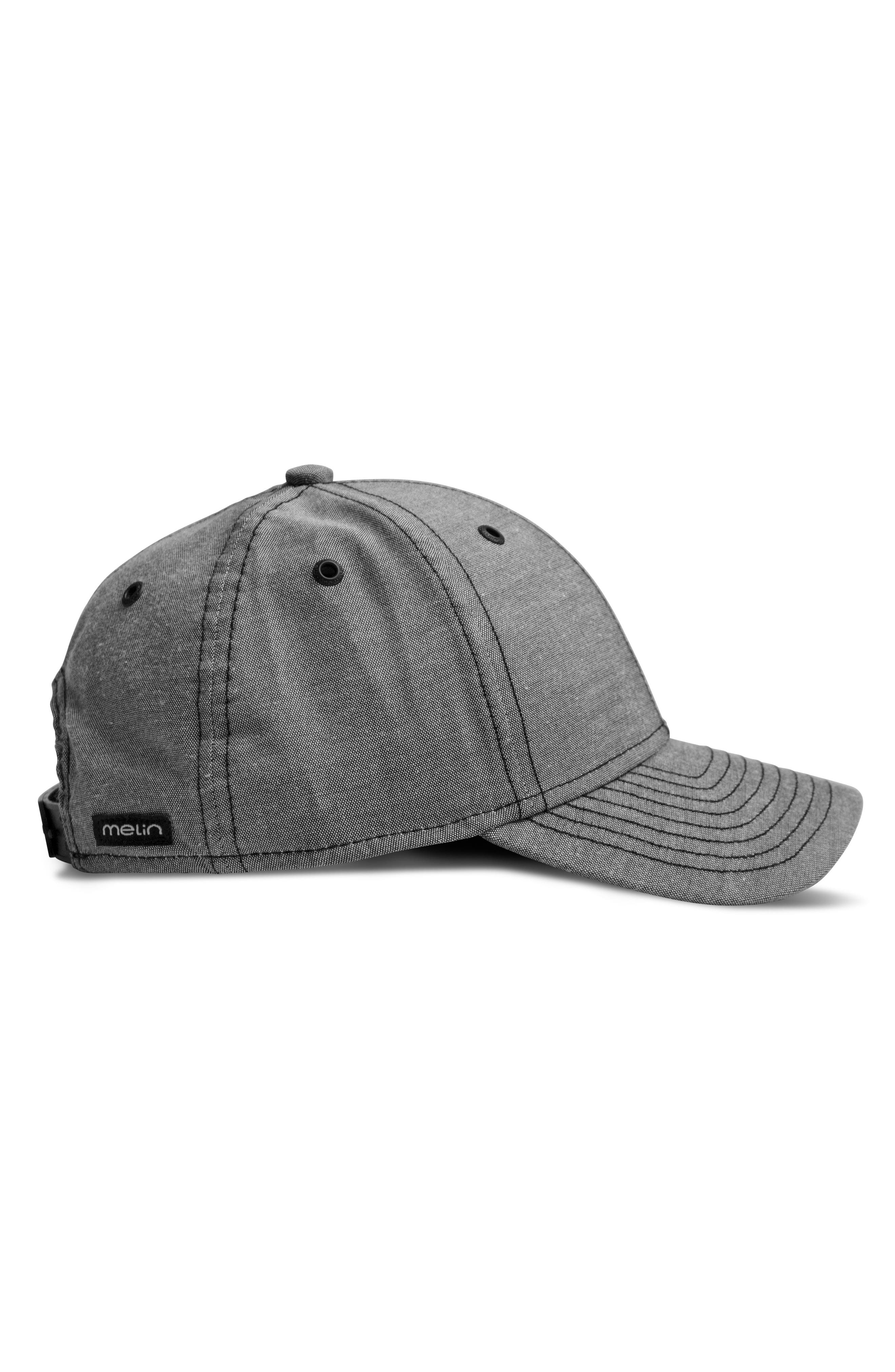 Scholar Snapback Baseball Cap,                             Alternate thumbnail 3, color,                             Black