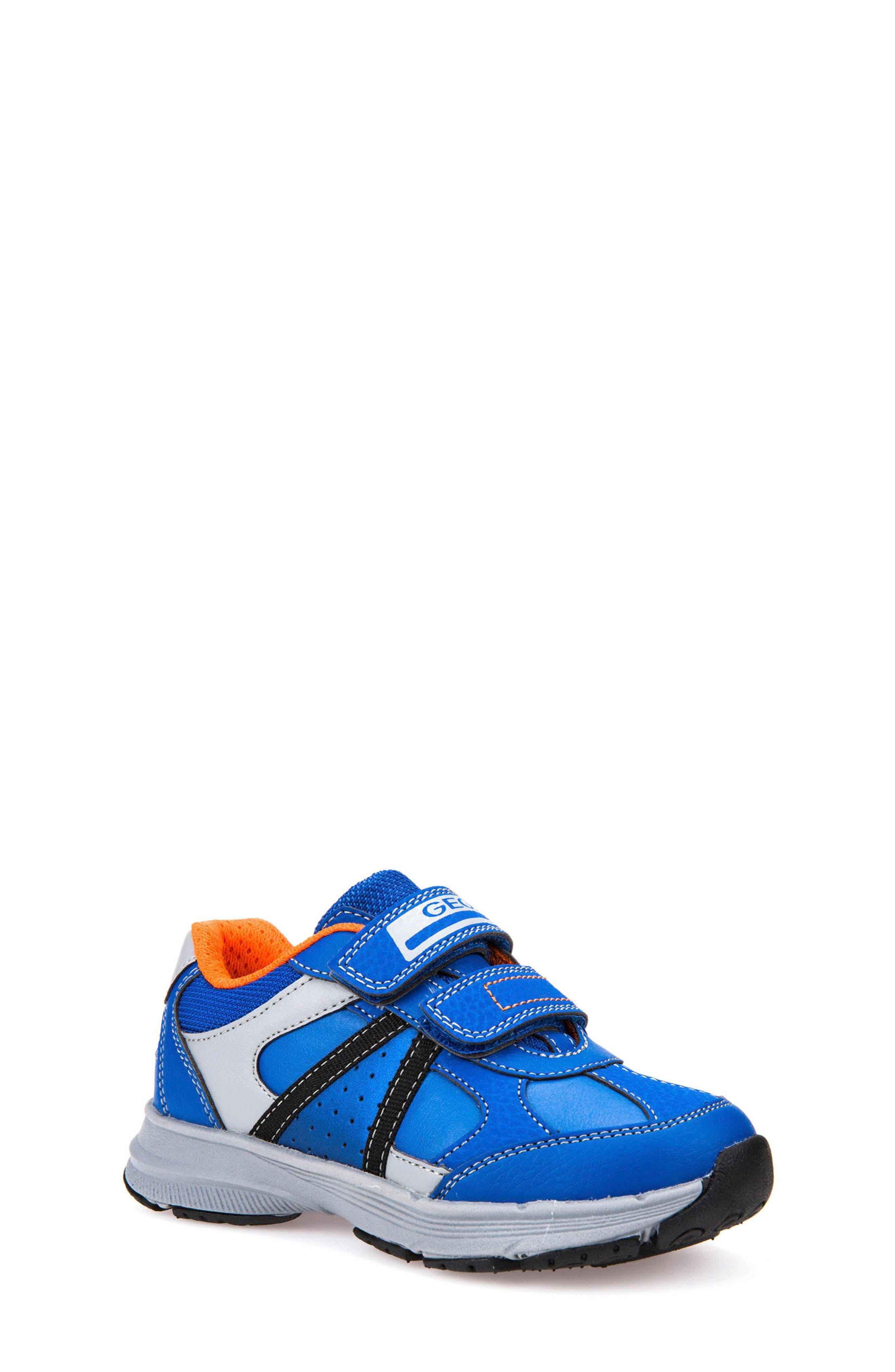 Geox Top Fly Sneaker (Todder, Little Kid & Big Kid)