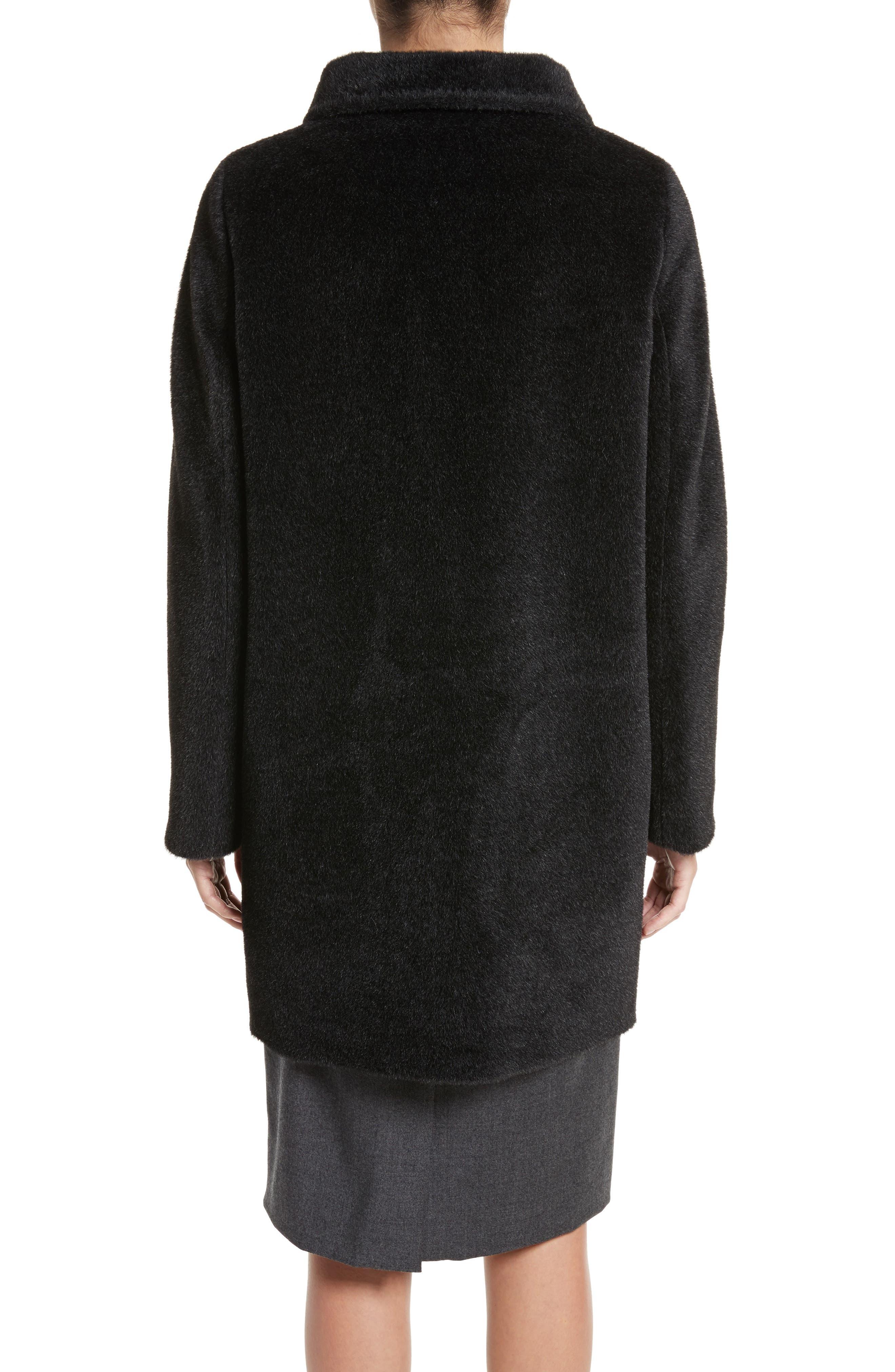 Alternate Image 2  - Max Mara Alpaca & Wool Coat