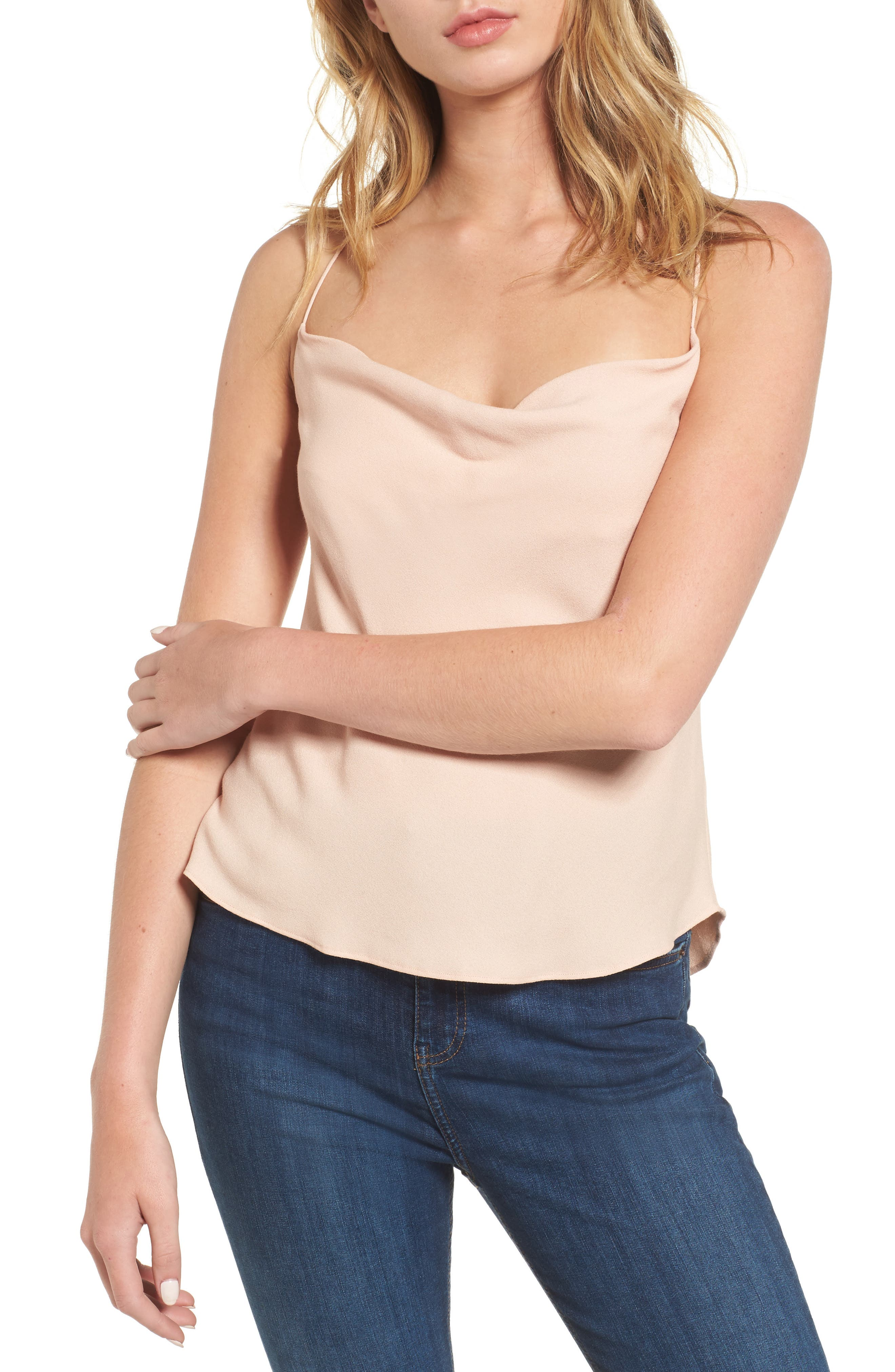 Alternate Image 1 Selected - AFRM Finn T-Back Camisole