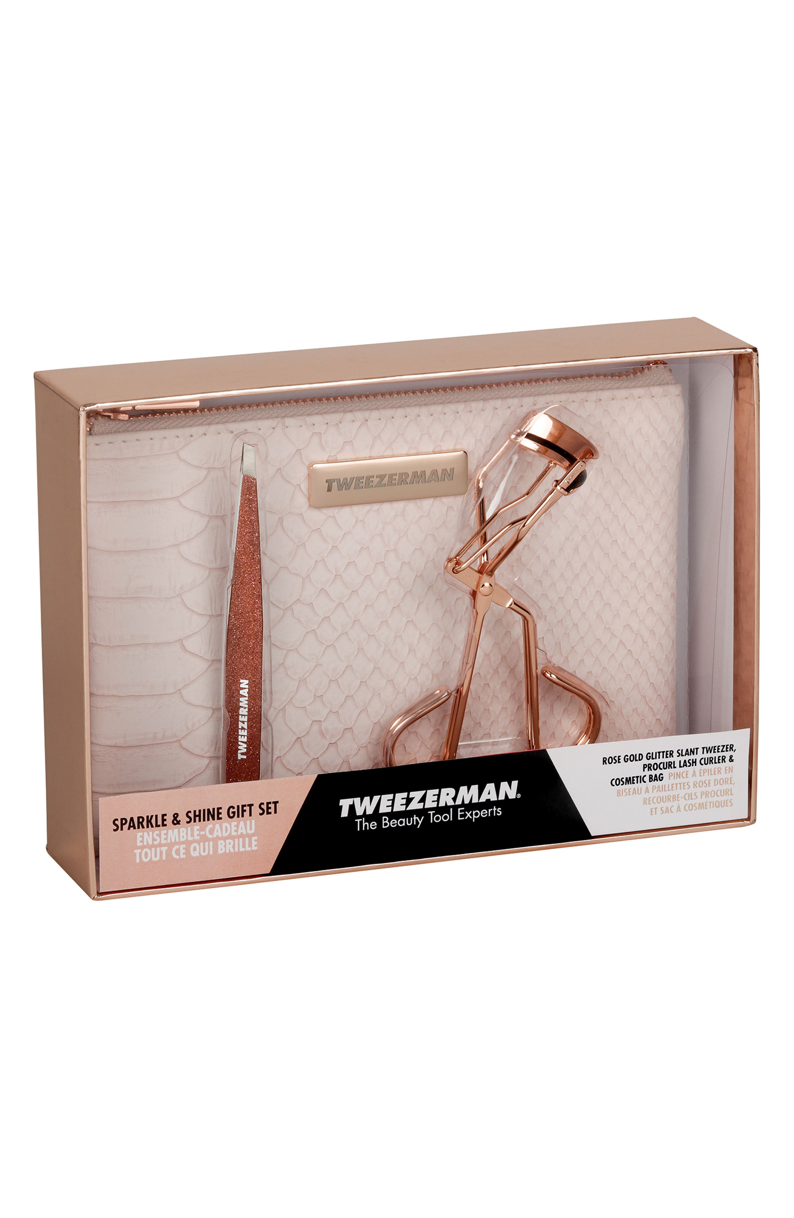 TWEEZERMAN Sparkle & Shine Set (Limited Edition)