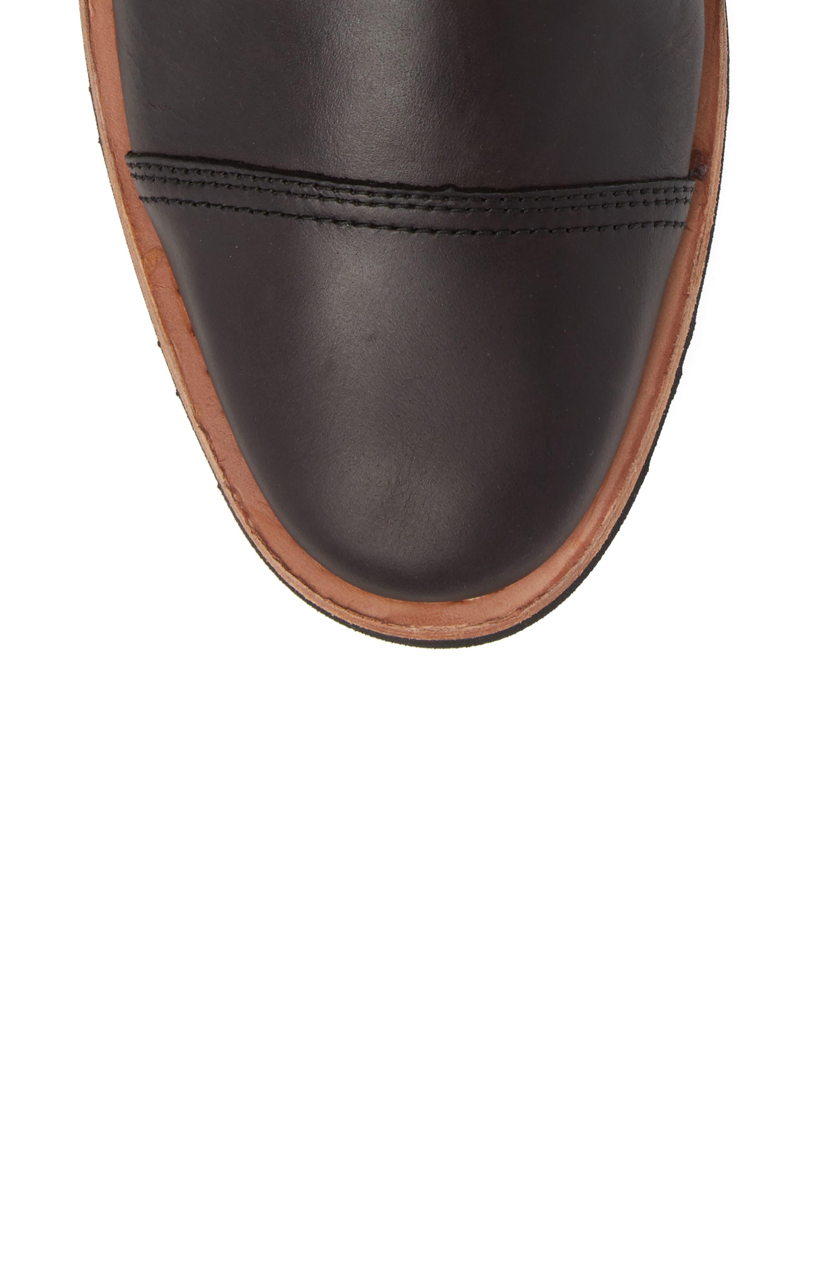 Alternate Image 5  - Timberland 'Bardstown' Cap Toe Boot (Men)