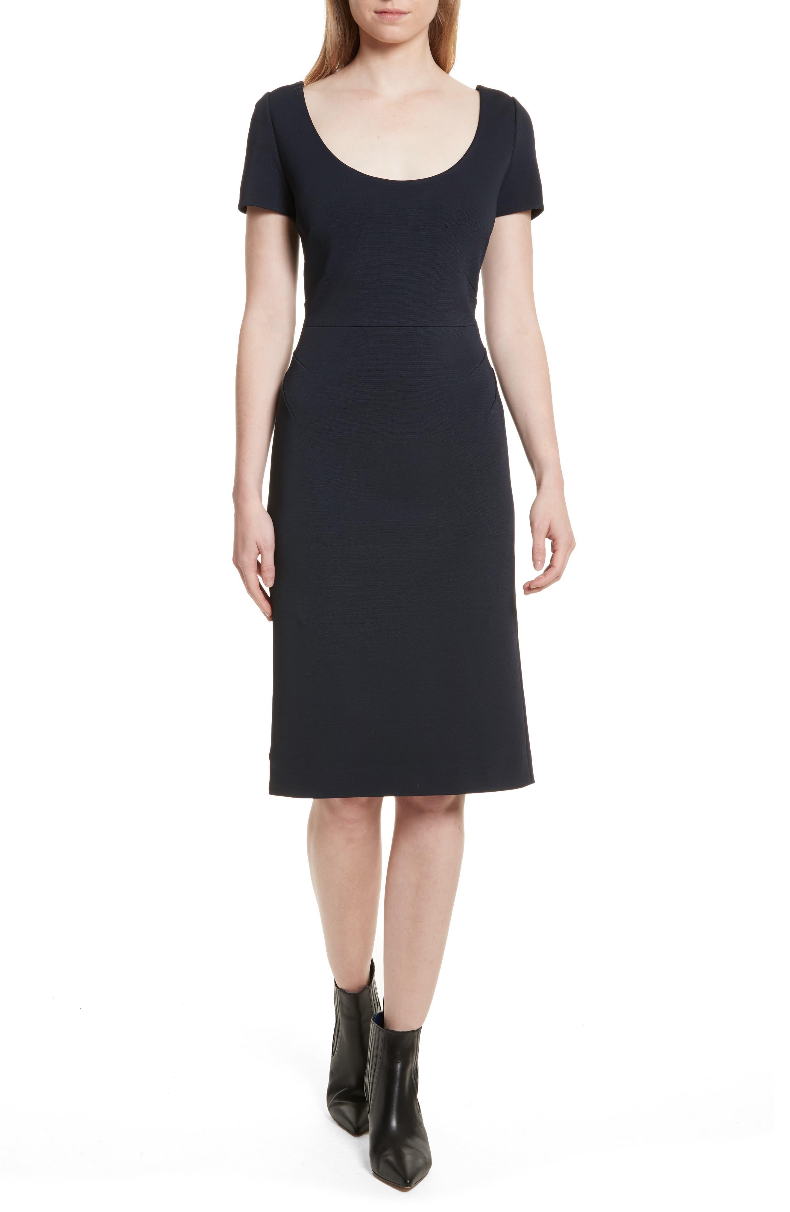 Alternate Image 1 Selected - Diane von Furstenberg Body-Con Dress