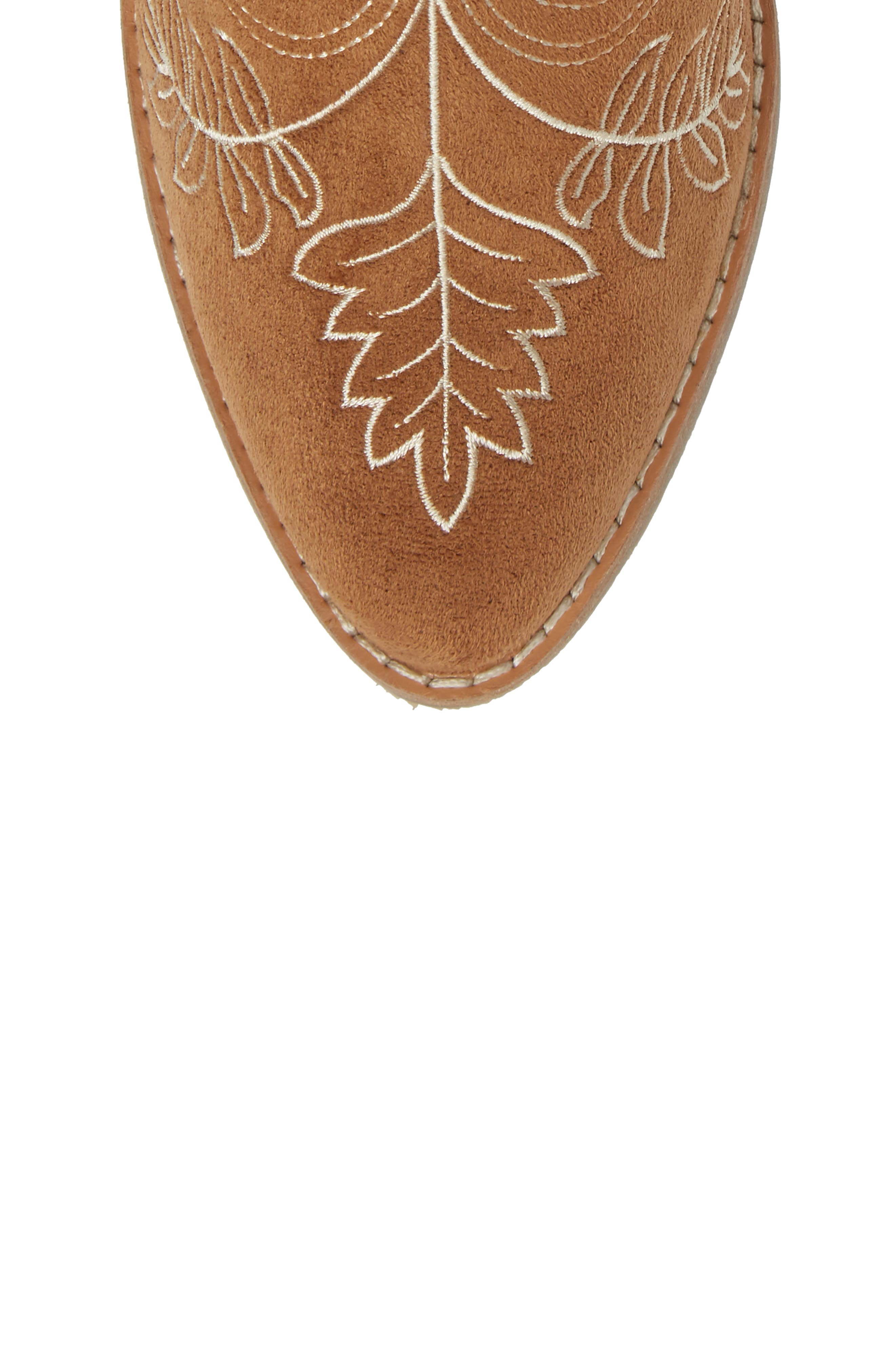 Alternate Image 5  - Coconuts by Matisse Axis Embroidered Bootie (Women)