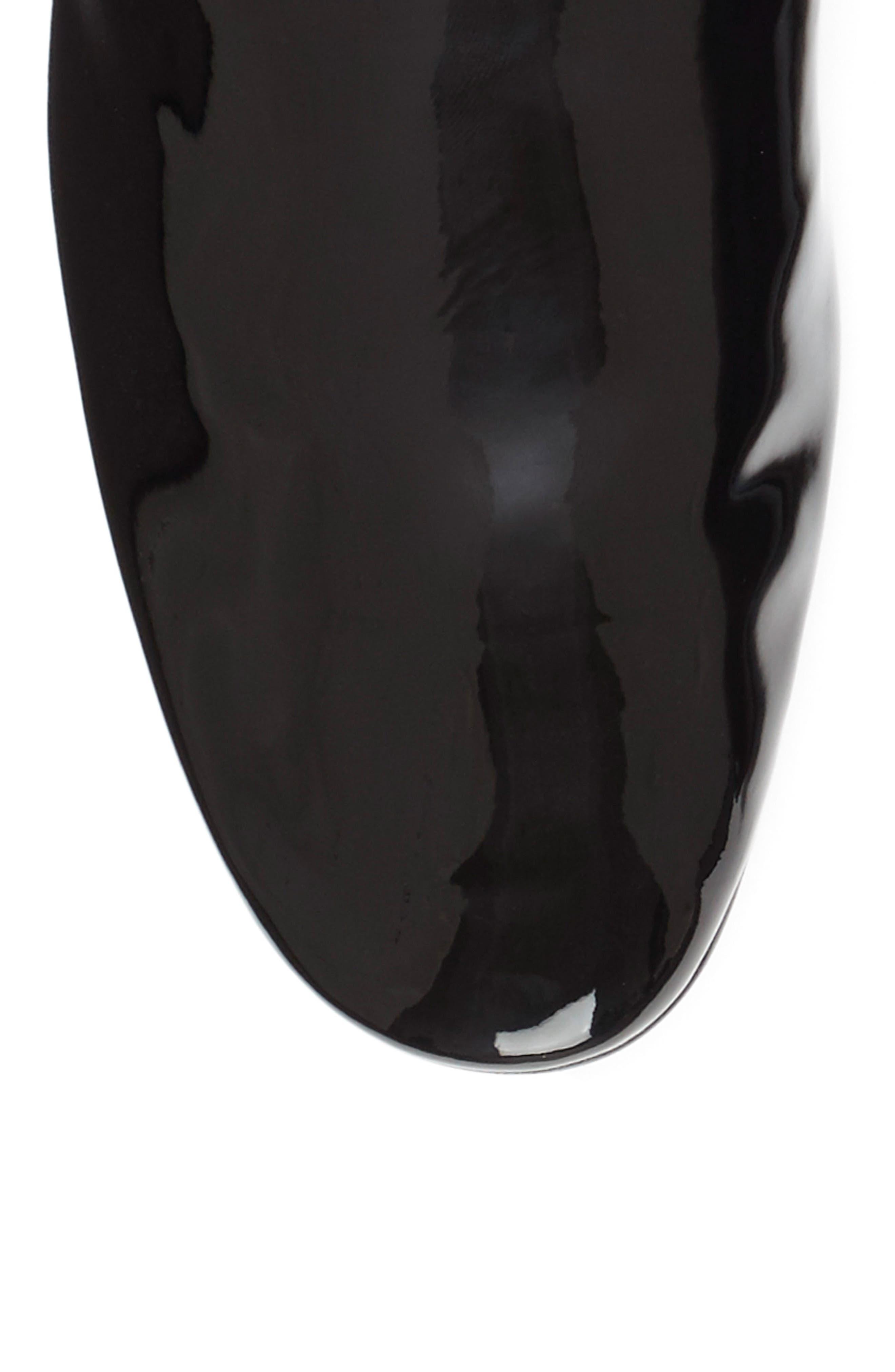 Tiziana Loafer,                             Alternate thumbnail 5, color,                             Black