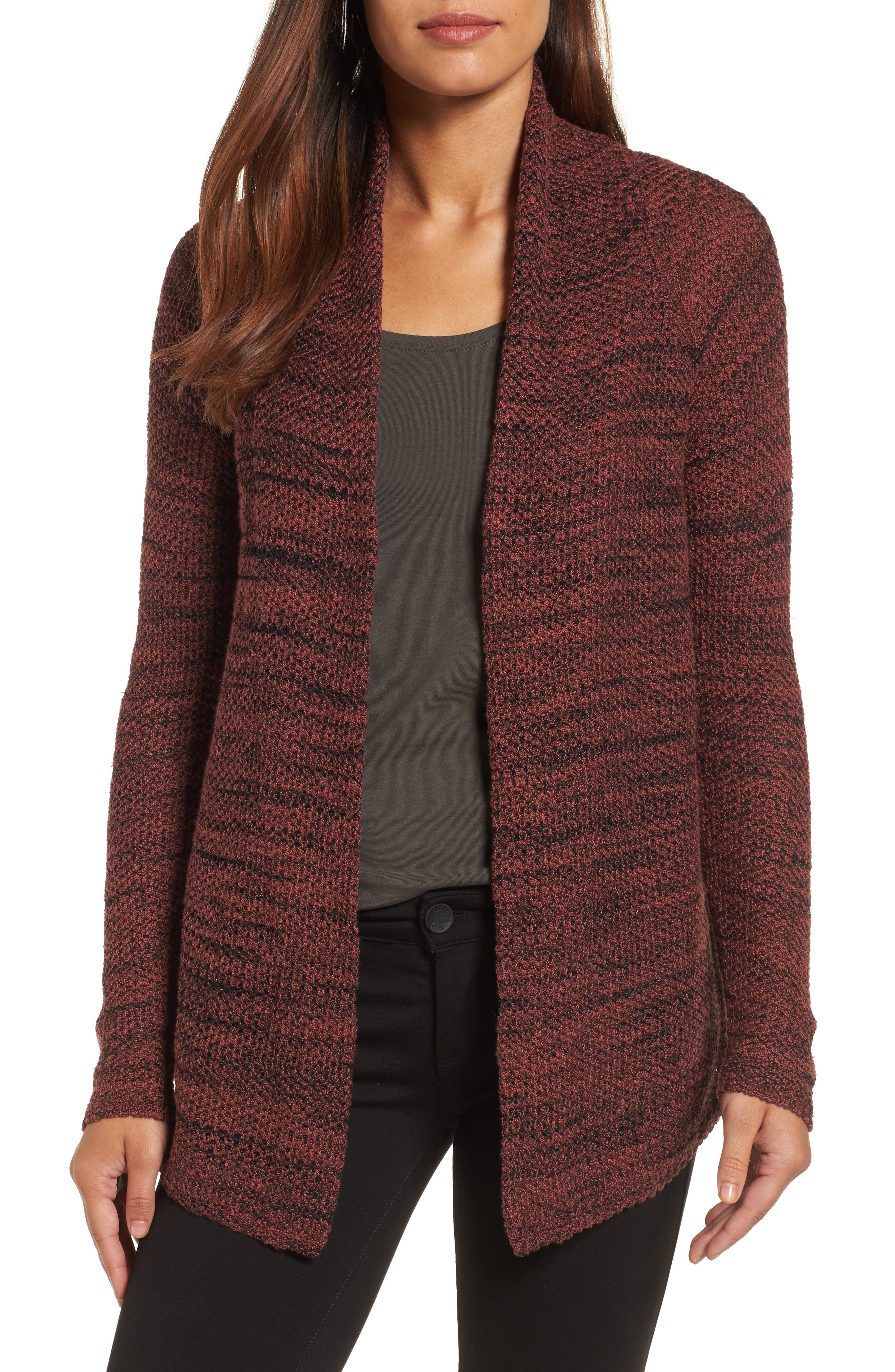 NIC+ZOE Thick & Thin Cardigan (Regular & Petite)