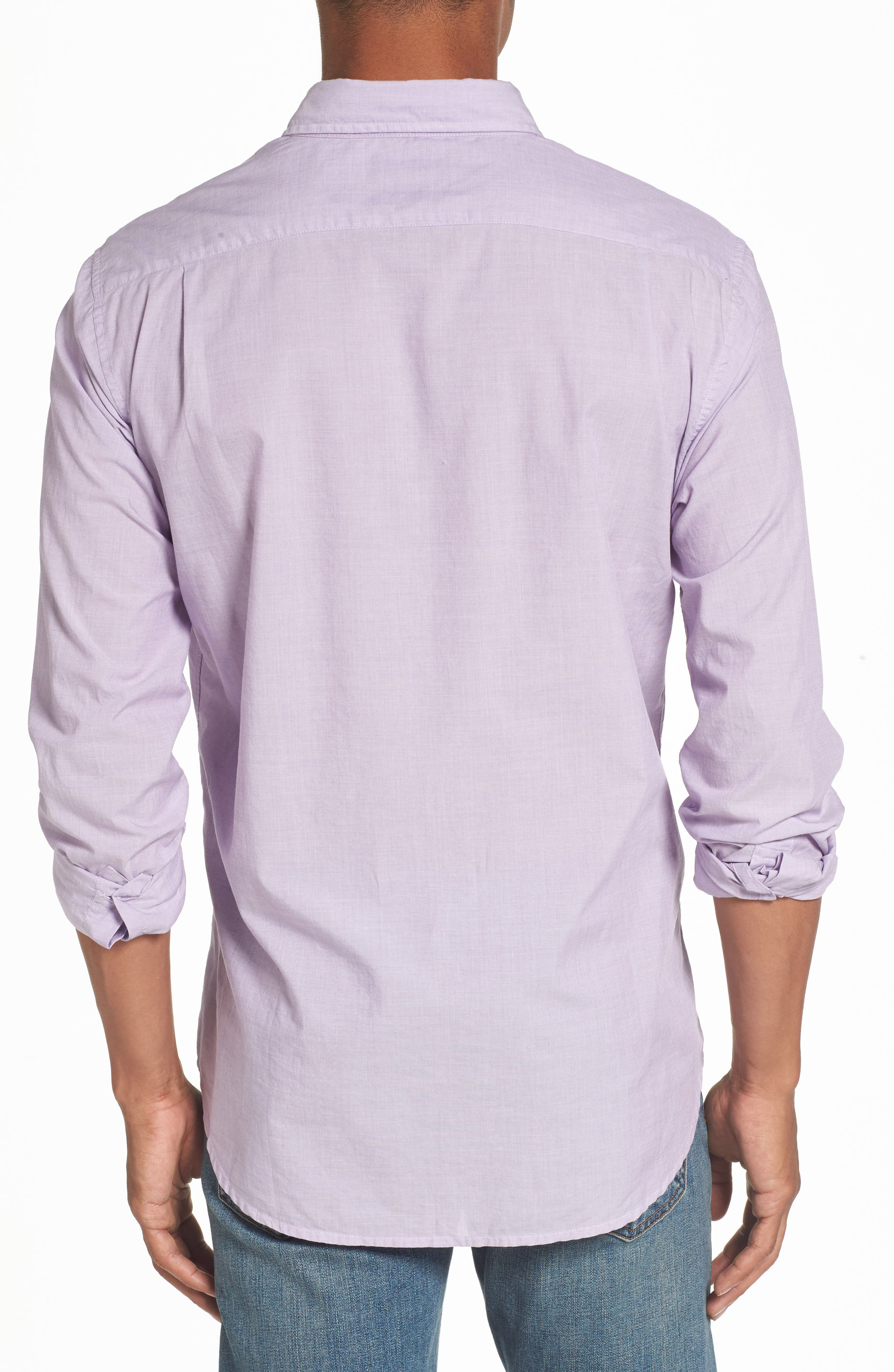 Alternate Image 2  - Bonobos Slim Fit Summerweight Sport Shirt