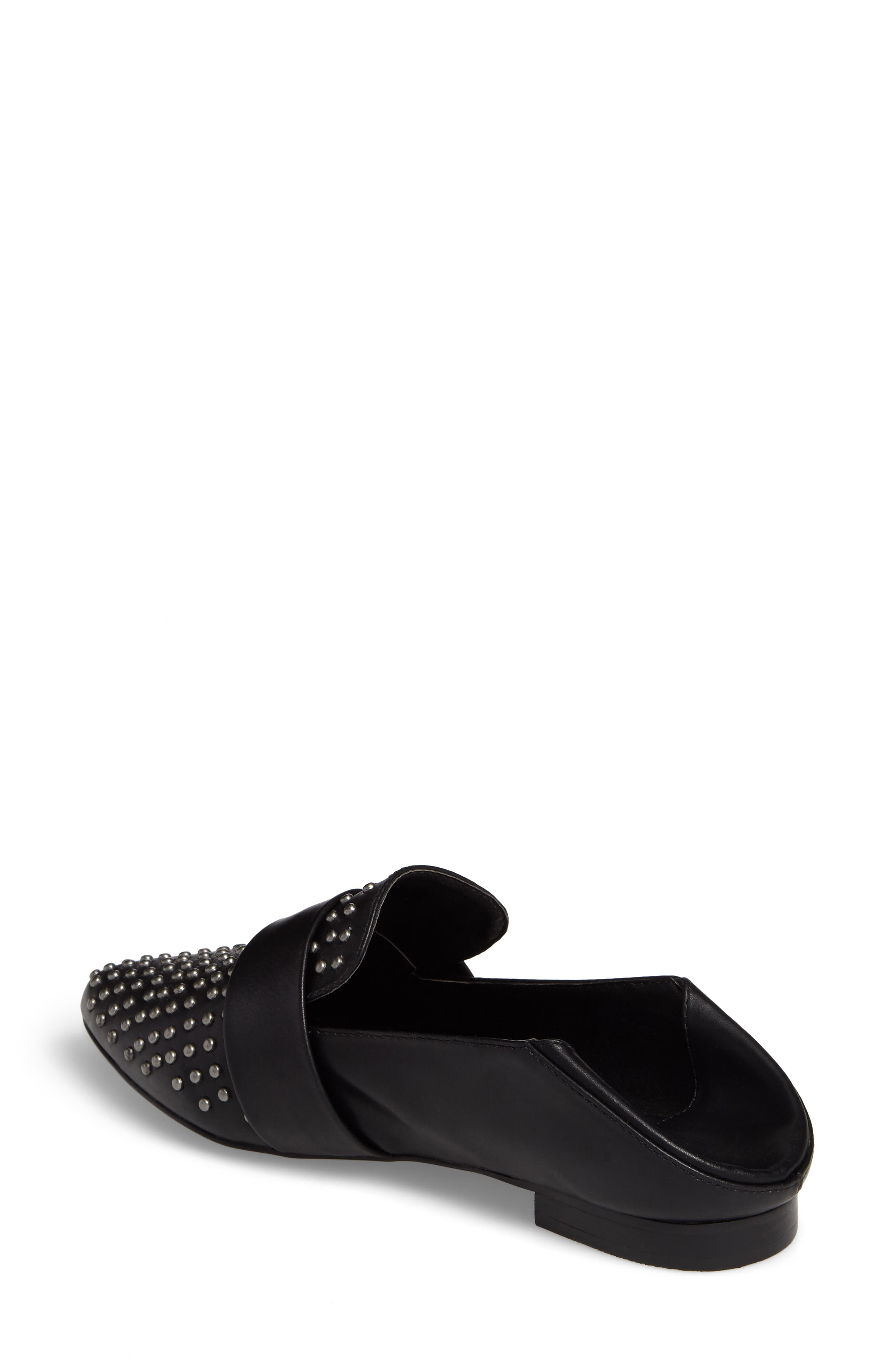 Felix Convertible Loafer,                             Alternate thumbnail 3, color,                             Black