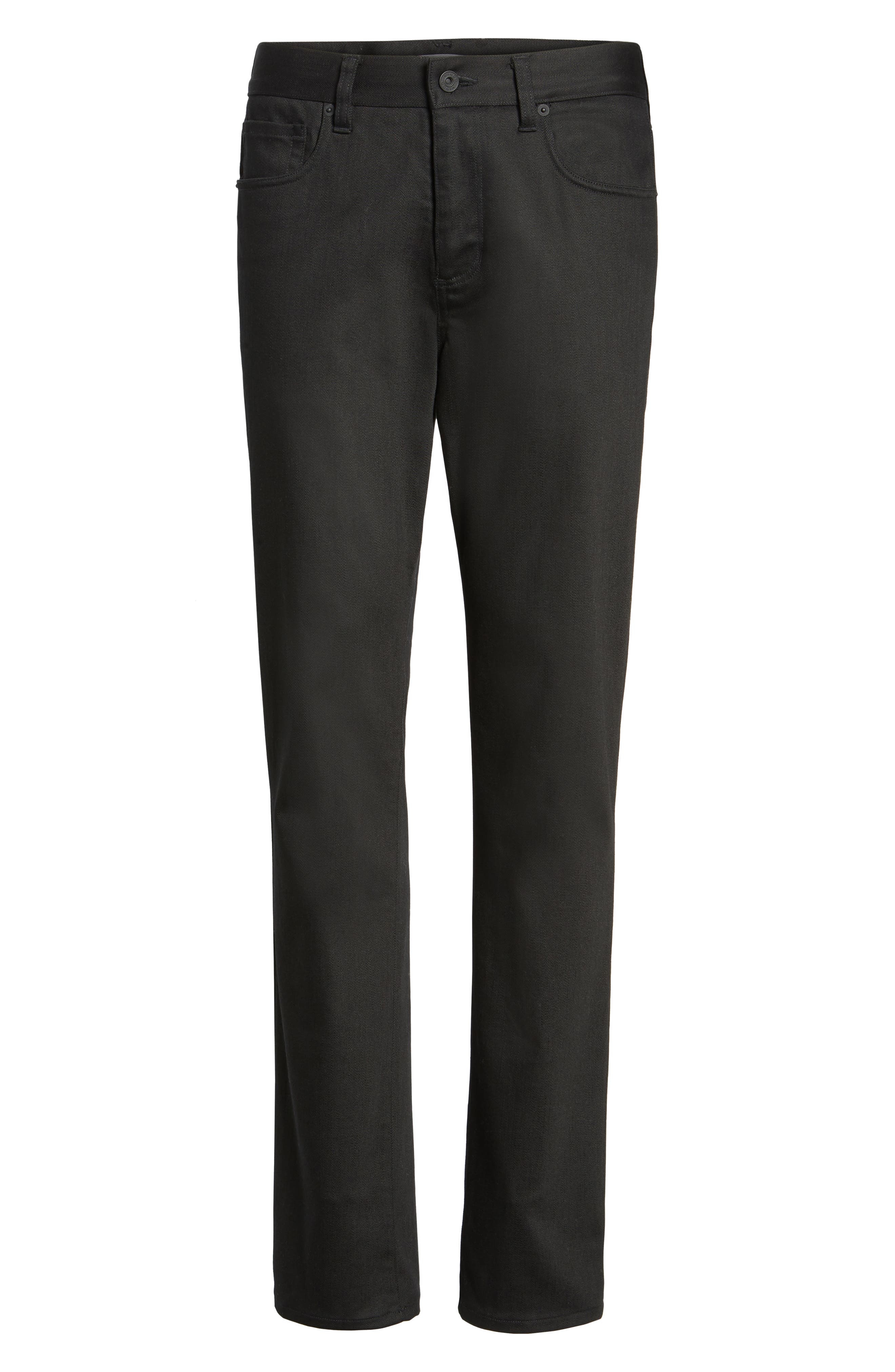 Alternate Image 5  - Vince Stretch Twill 5-Pocket Pants