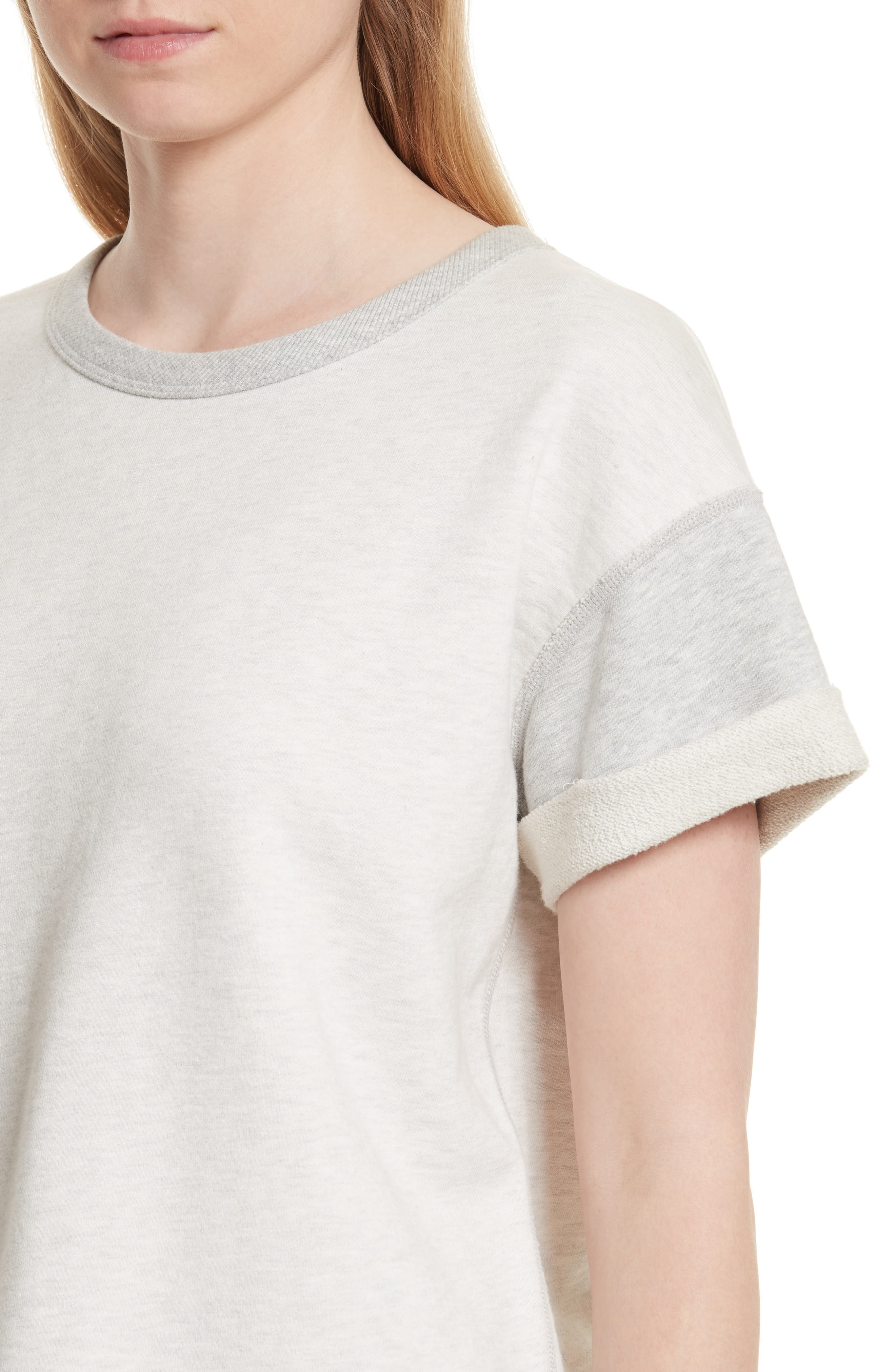 Alternate Image 4  - rag & bone/JEAN Walton Tee