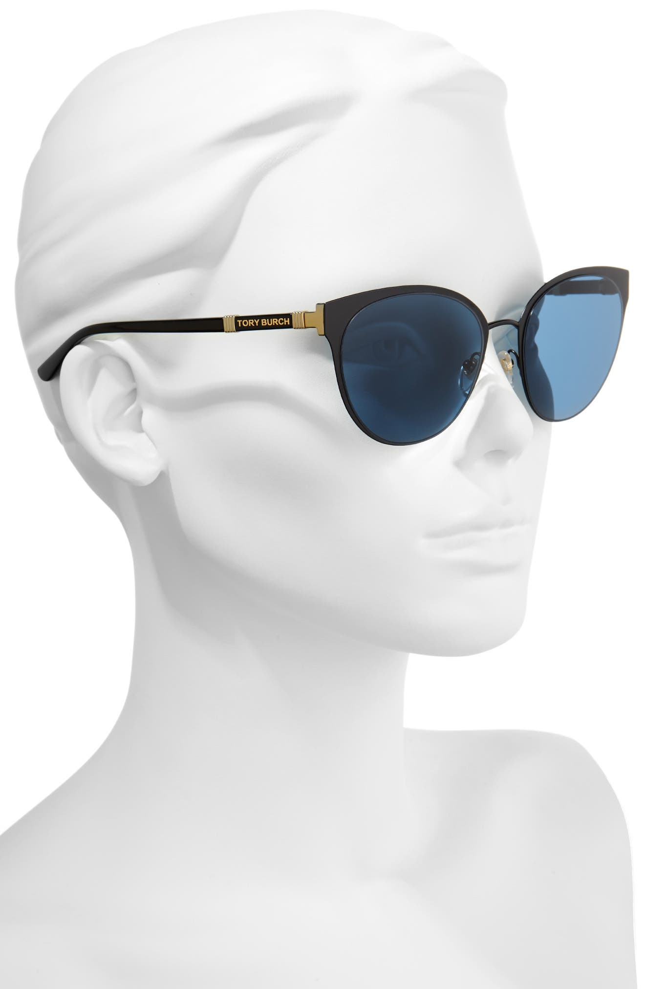 Alternate Image 2  - Tory Burch 55mm Cat Eye Sunglasses
