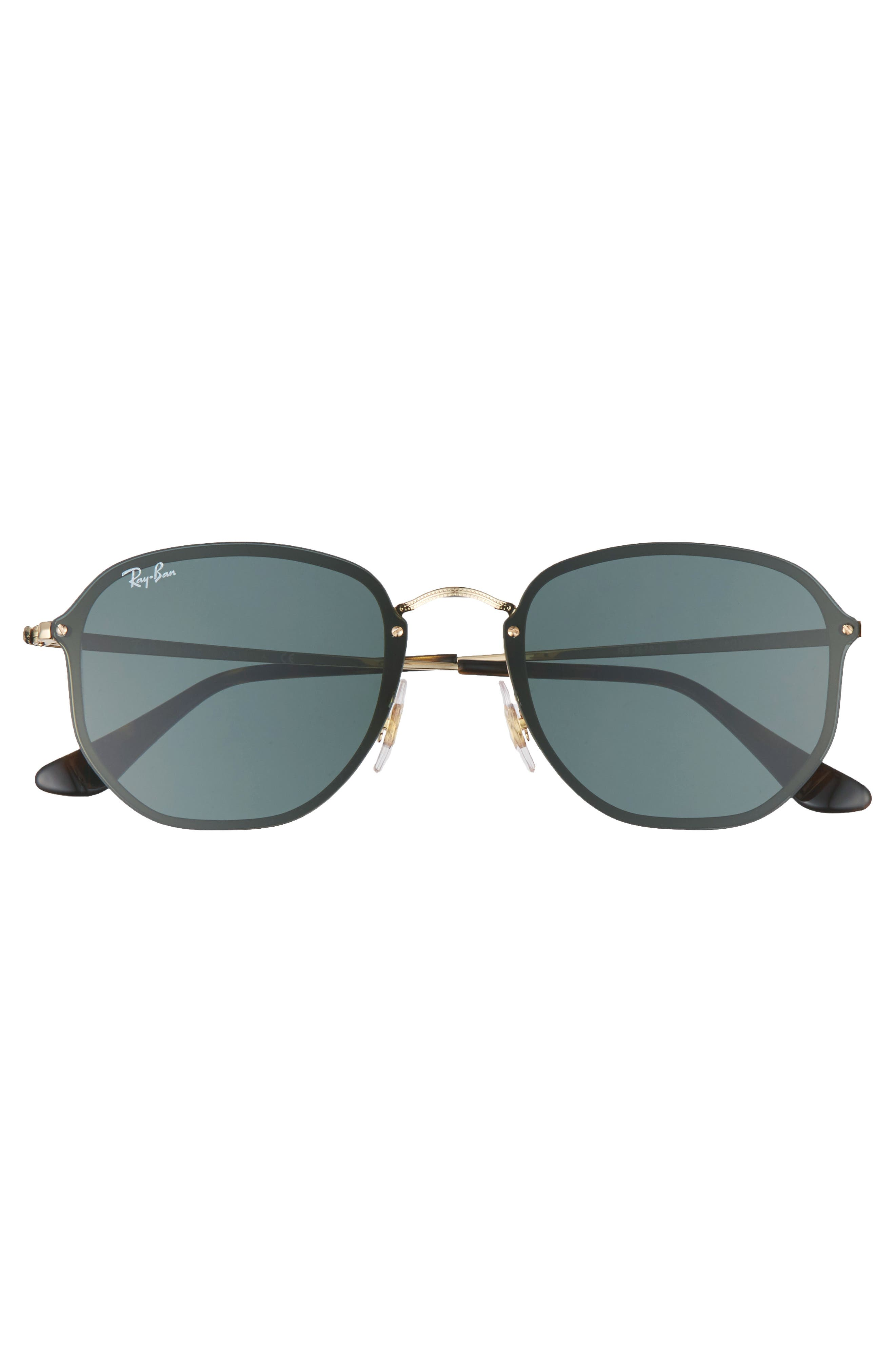 Alternate Image 3  - Ray-Ban 58mm Aviator Sunglasses